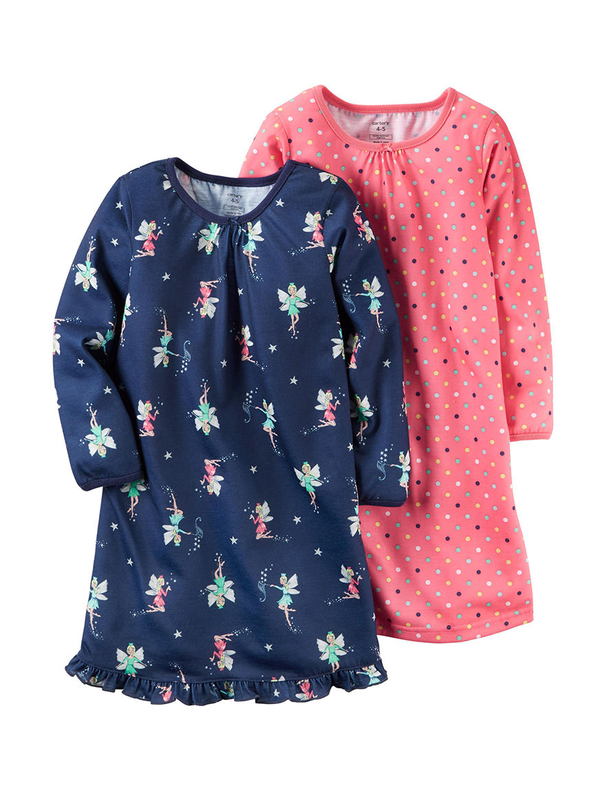 Carter's Print Nightgowns & Sleep Shirts