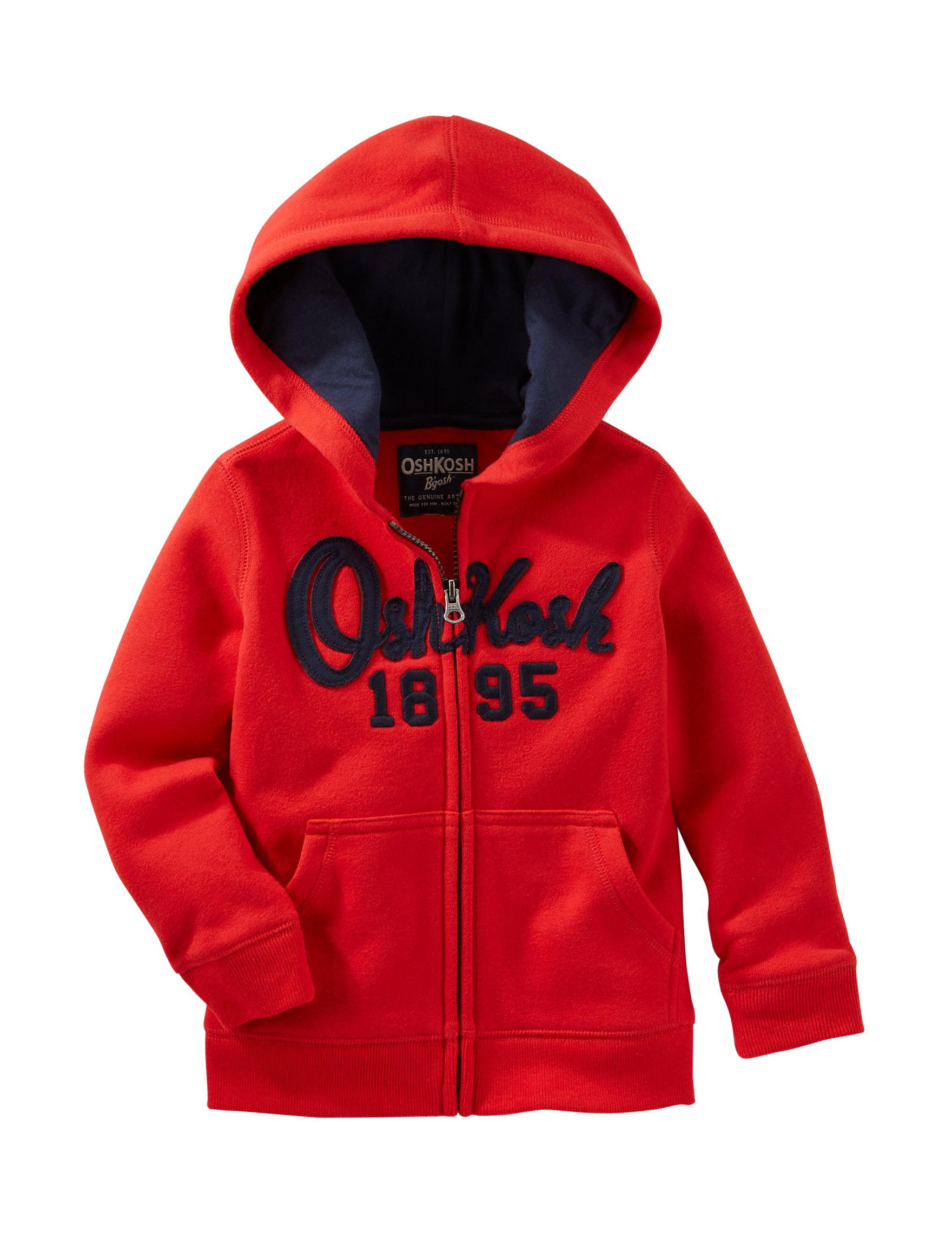 Oshkosh B'Gosh Red Lightweight Jackets & Blazers