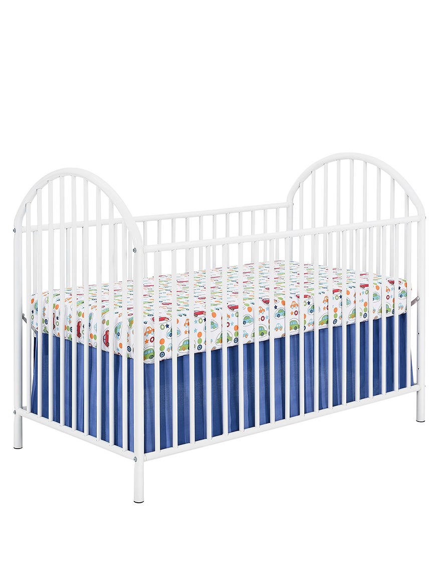Cosco White Cribs Bedroom Furniture
