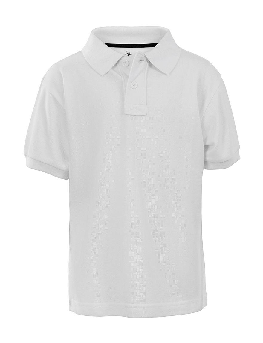 U.S. Polo Assn. White Polos
