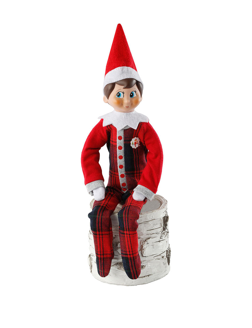 The Elf on the Shelf White