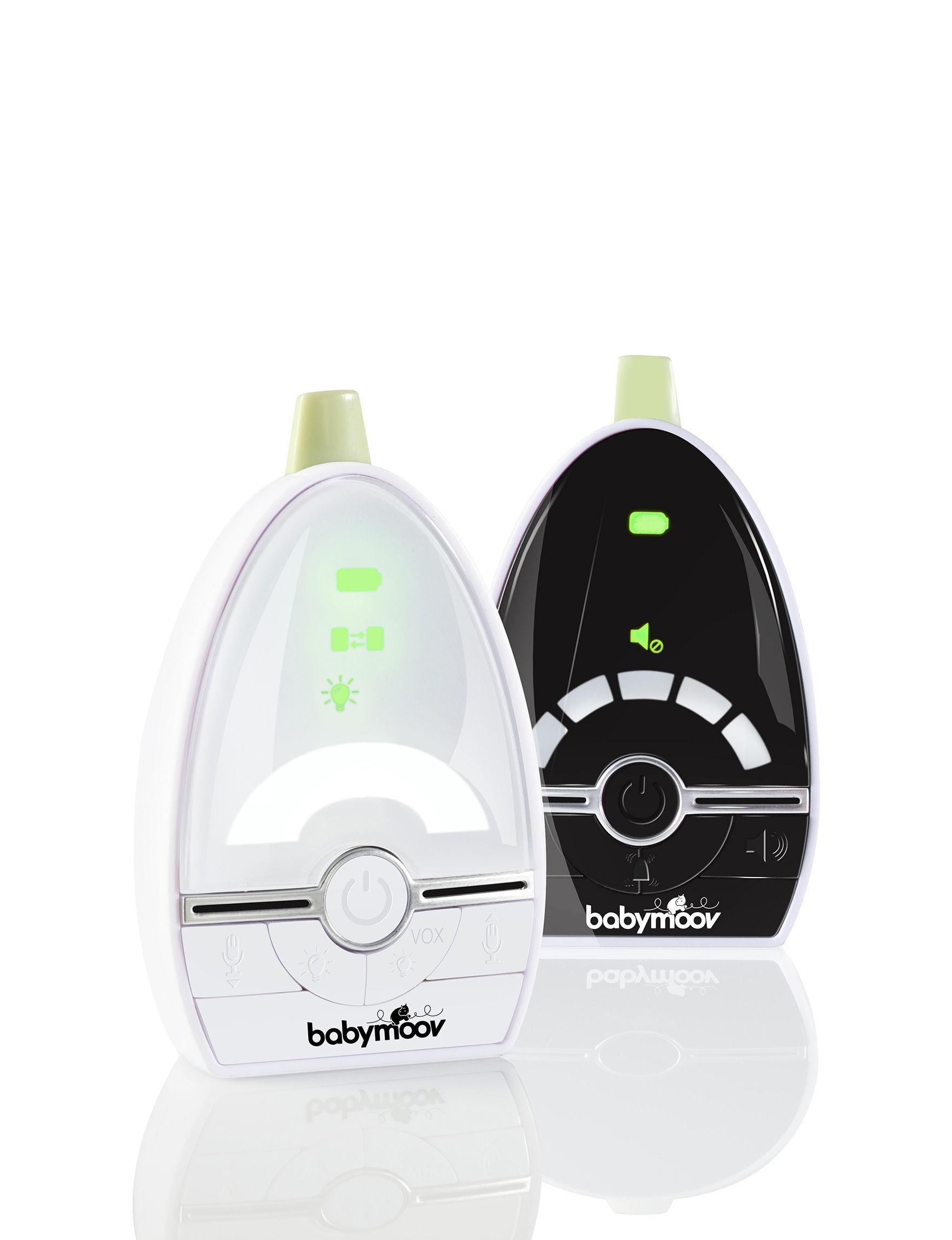 Babymoov Black / White Baby Monitors