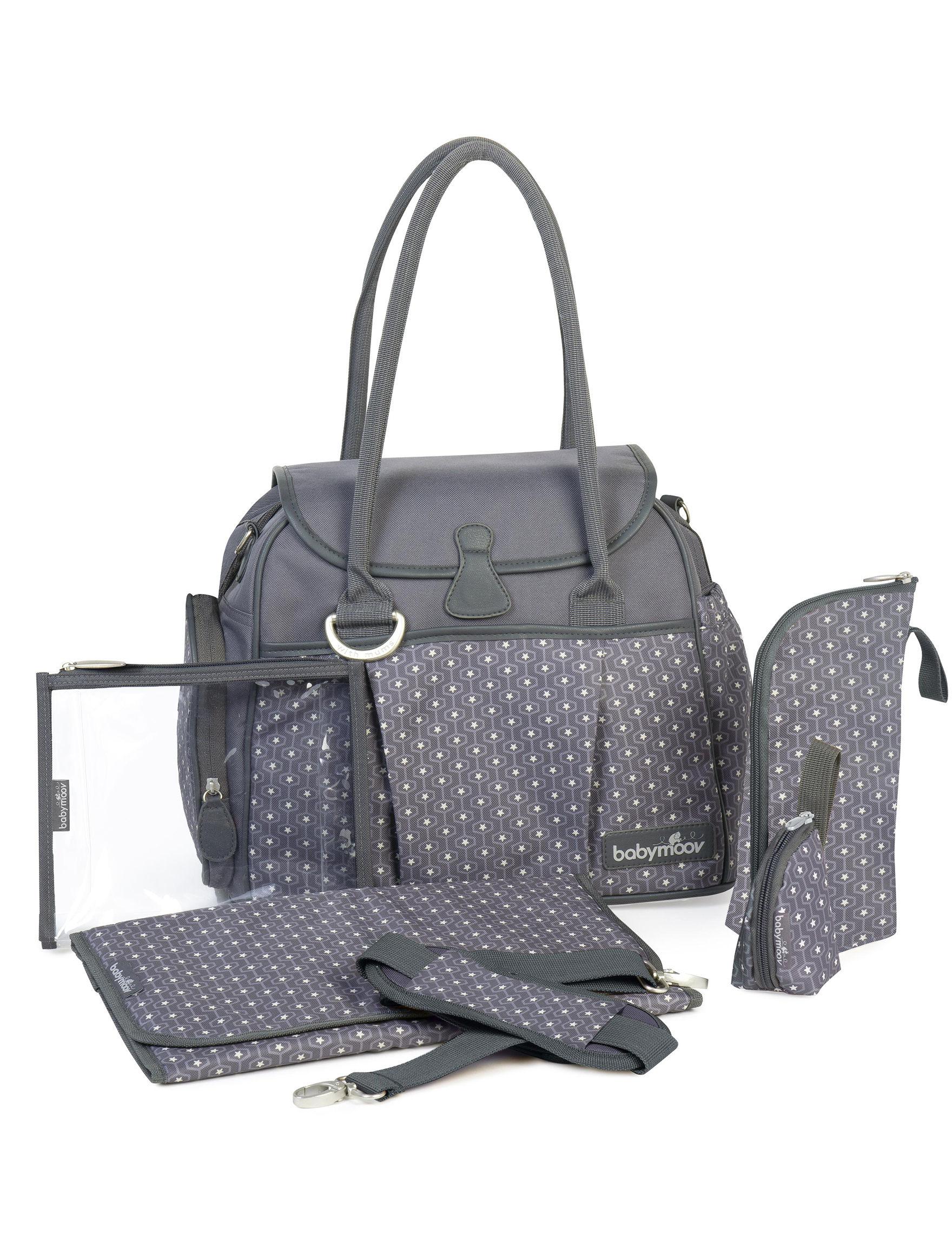 Babymoov Grey Diaper Bags