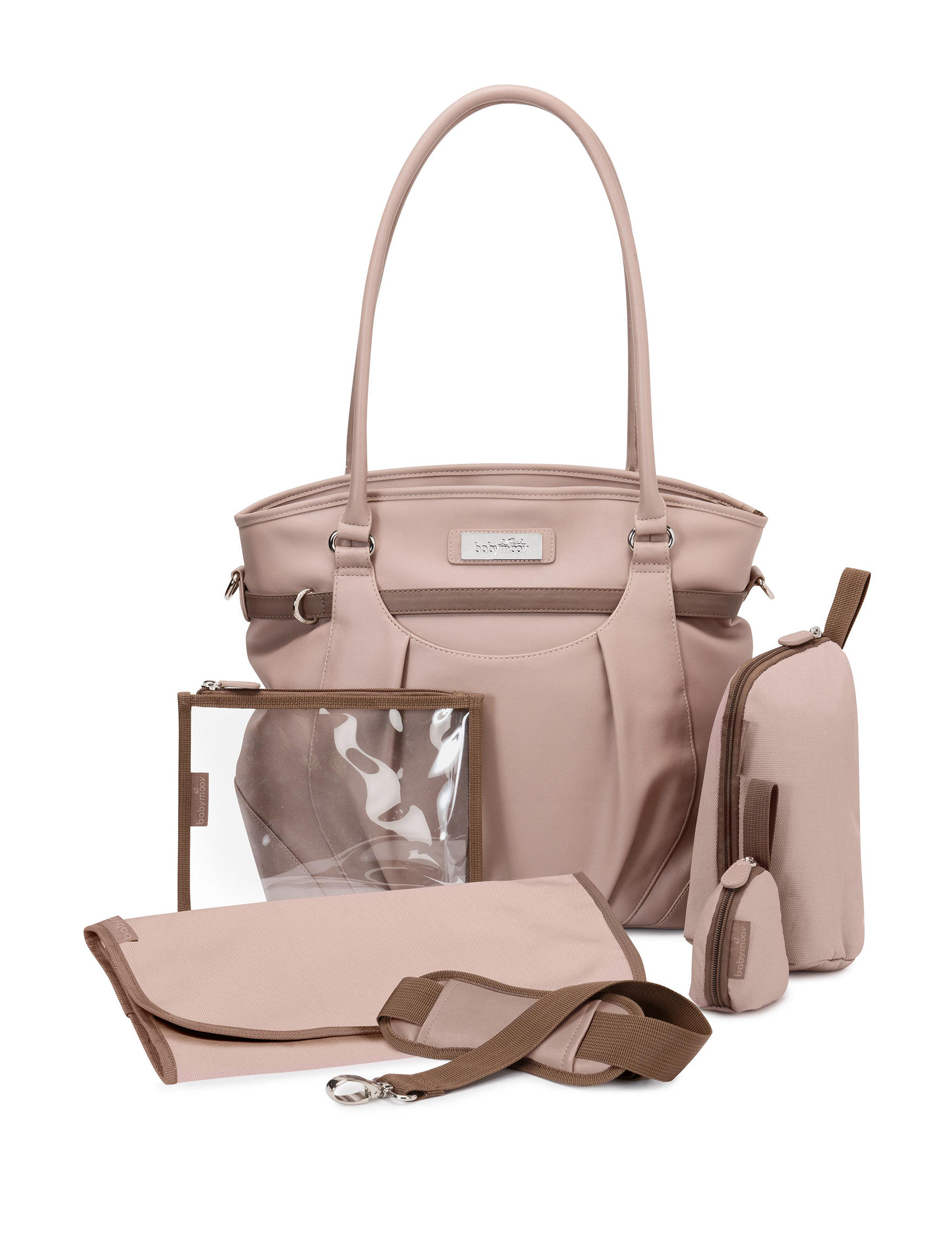 Babymoov Taupe Diaper Bags