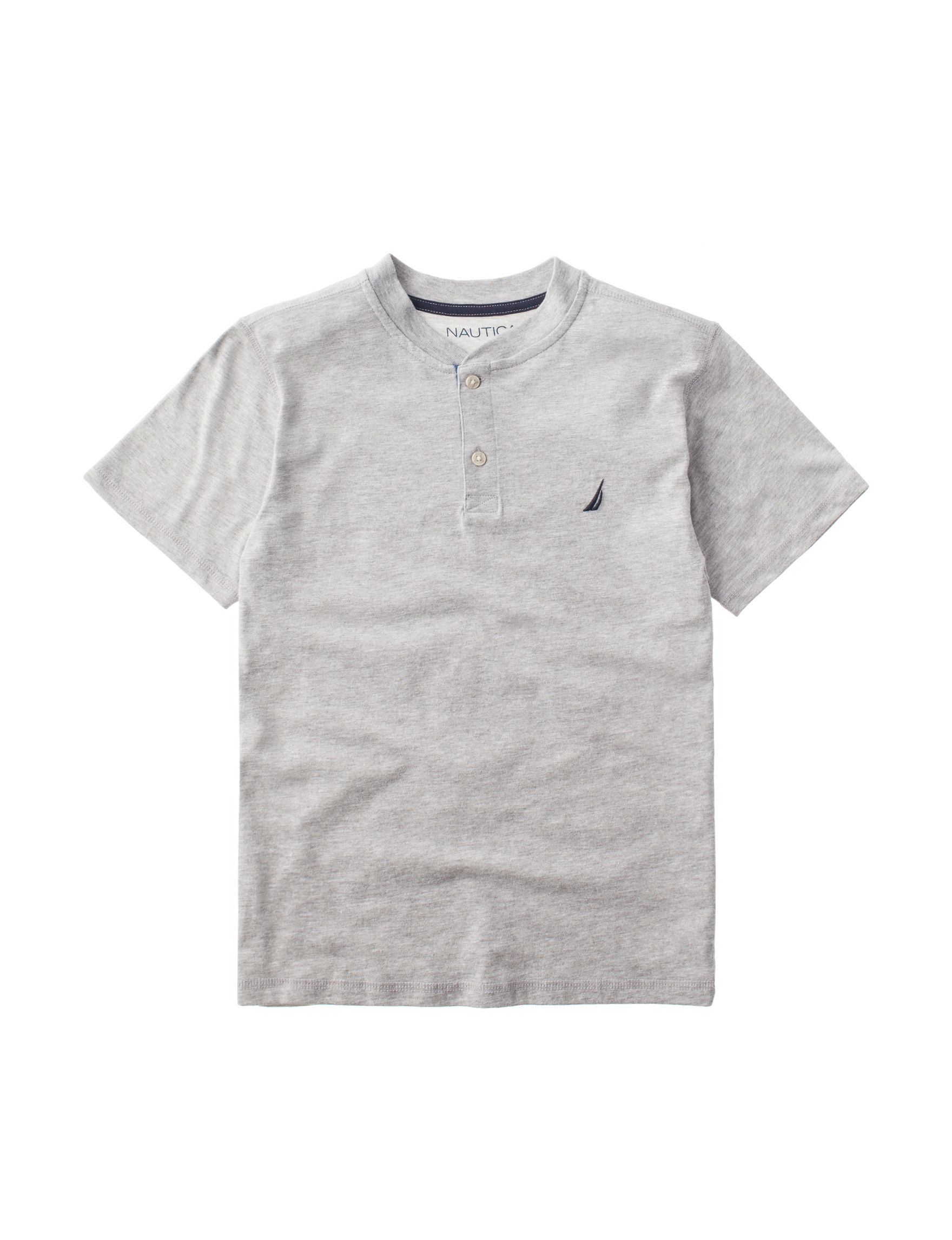 Nautica Heather Grey