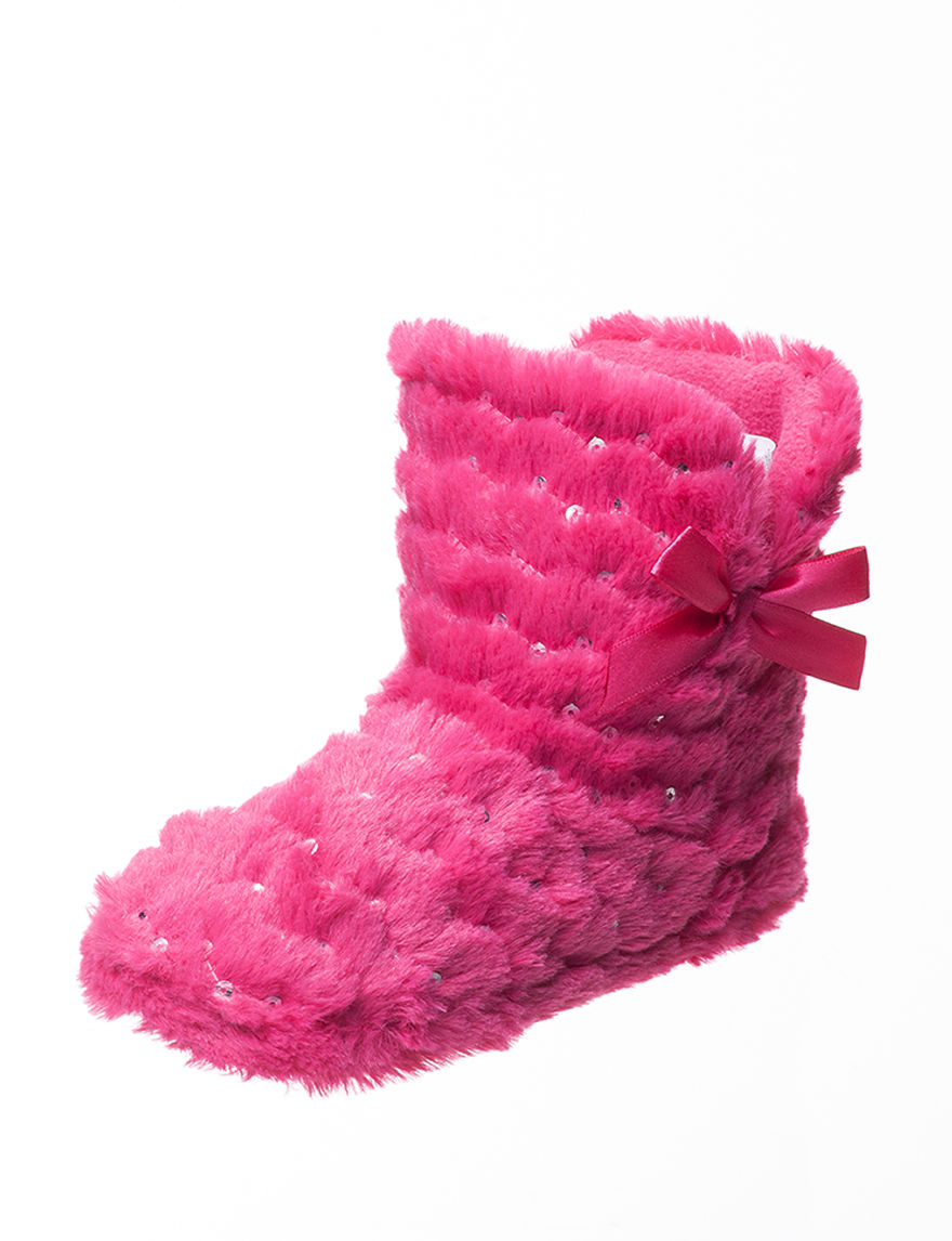 Capelli Bright Pink Ankle Boots & Booties