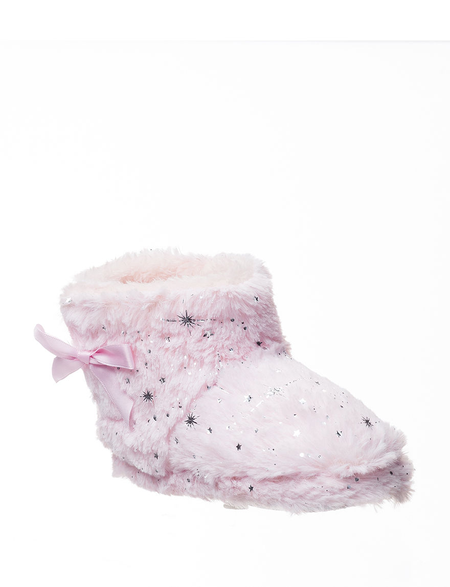 Capelli Light Pink Ankle Boots & Booties