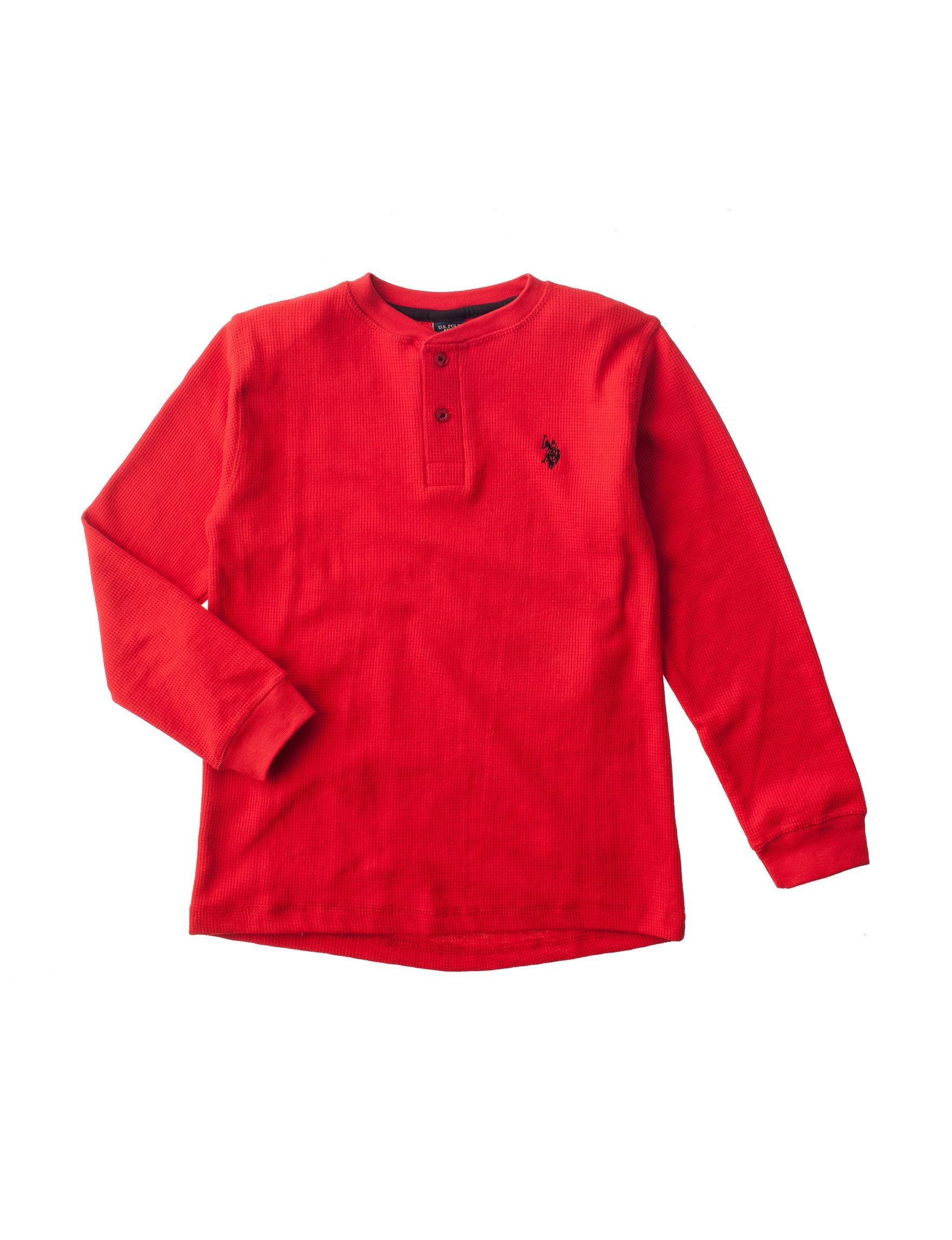 U.S. Polo Assn. Red