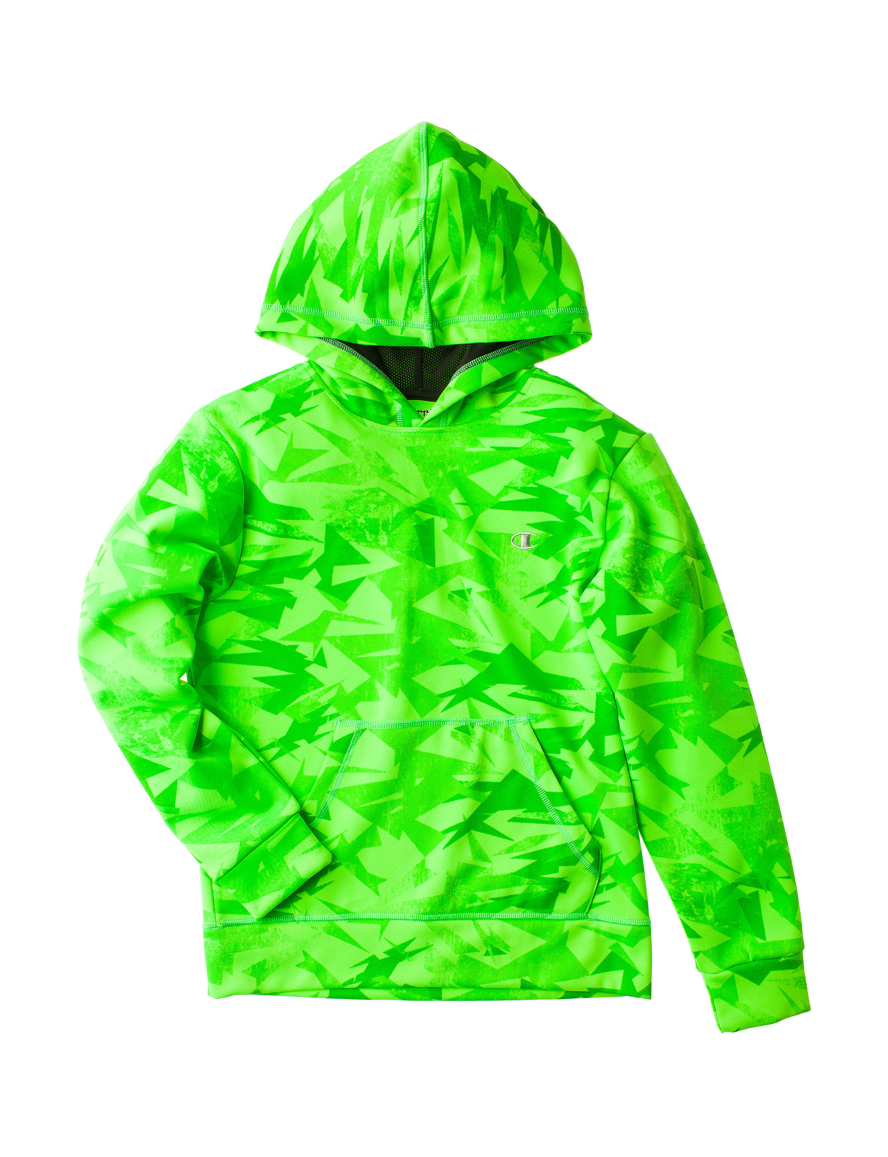 Champion Green Pull-overs