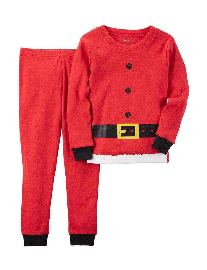 2fede82793c4 Carter s® 2-pc. Santa Suit Pajama Set – Toddler Boys