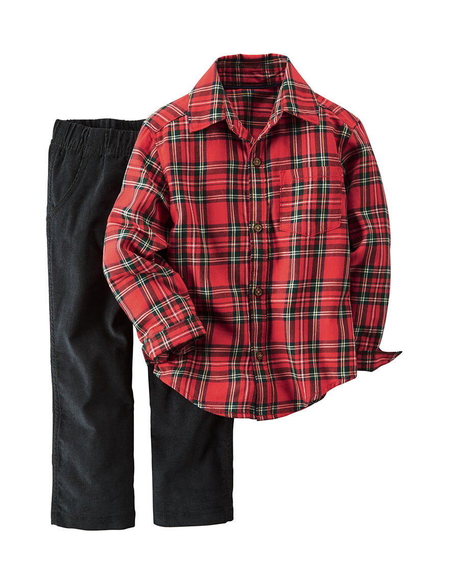 Carter's Plaid