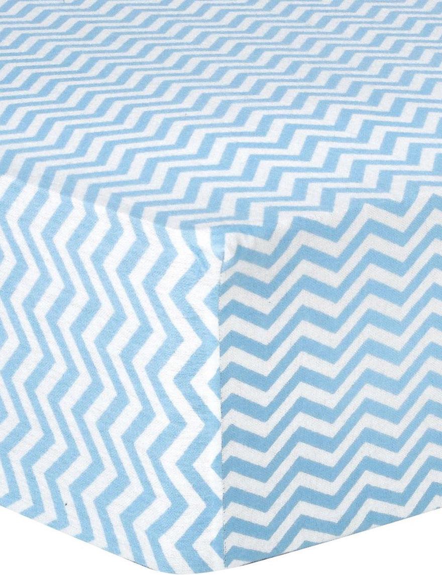 Trend Lab Blue / White