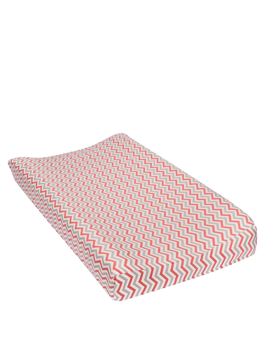 Trend Lab Pink/ White/ Grey Play Mats
