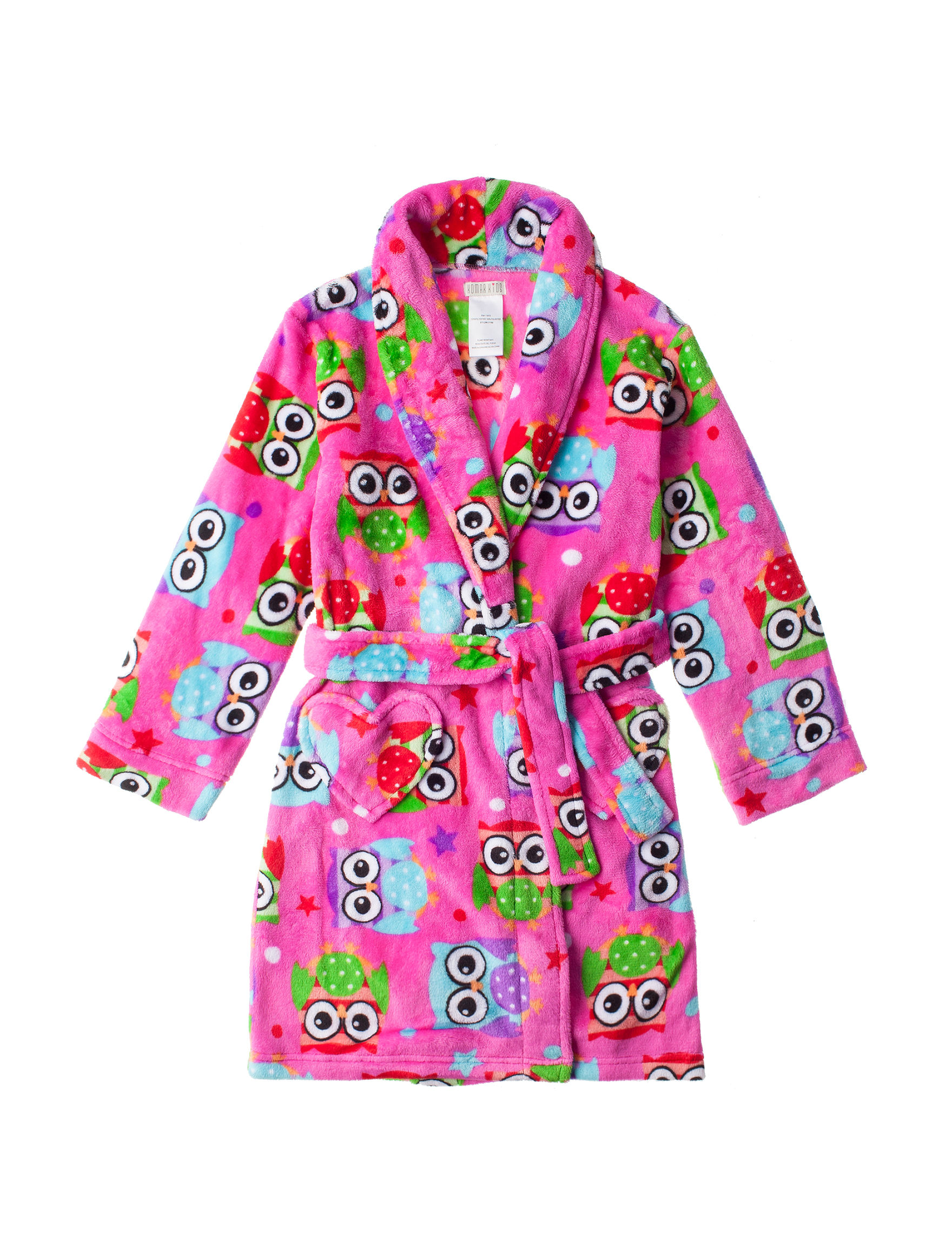 Komar Kids Pink Robes, Wraps & Dusters