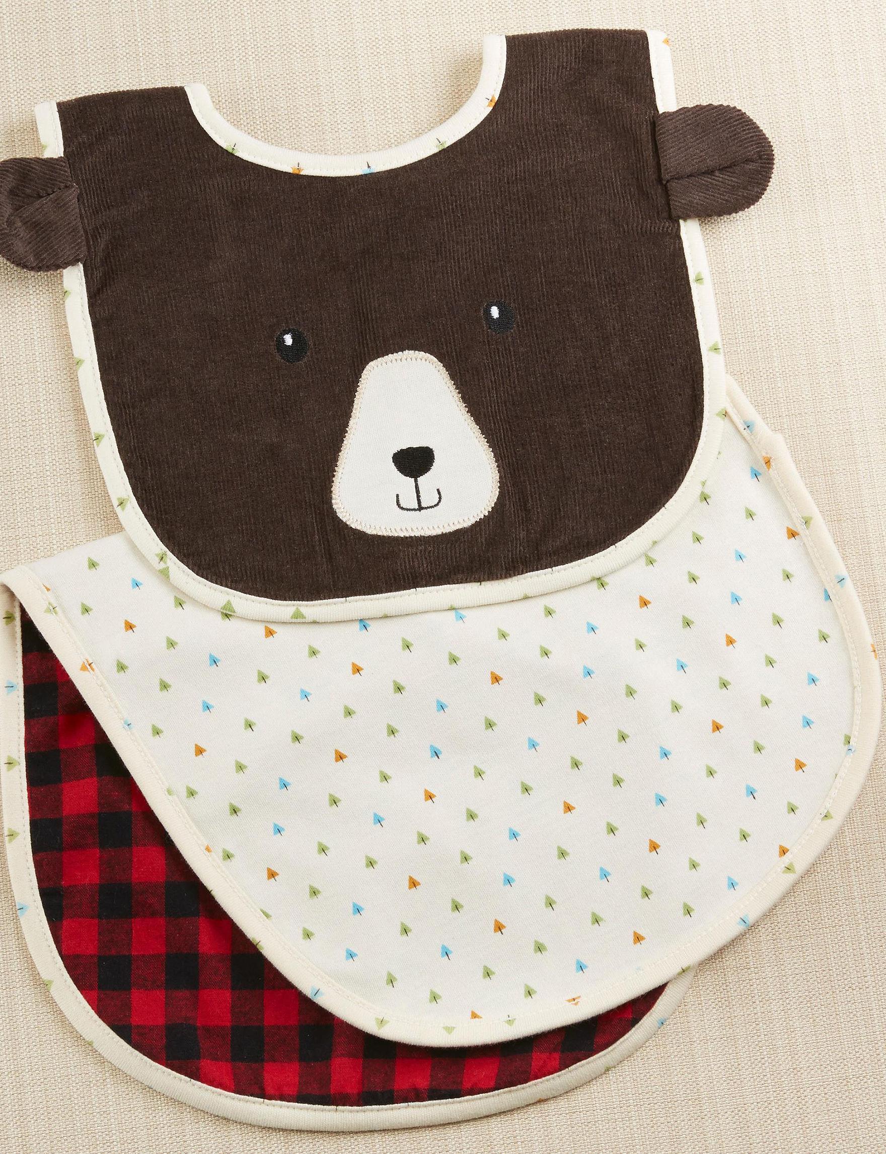 Baby Aspen Multi Bibs & Burp Cloths