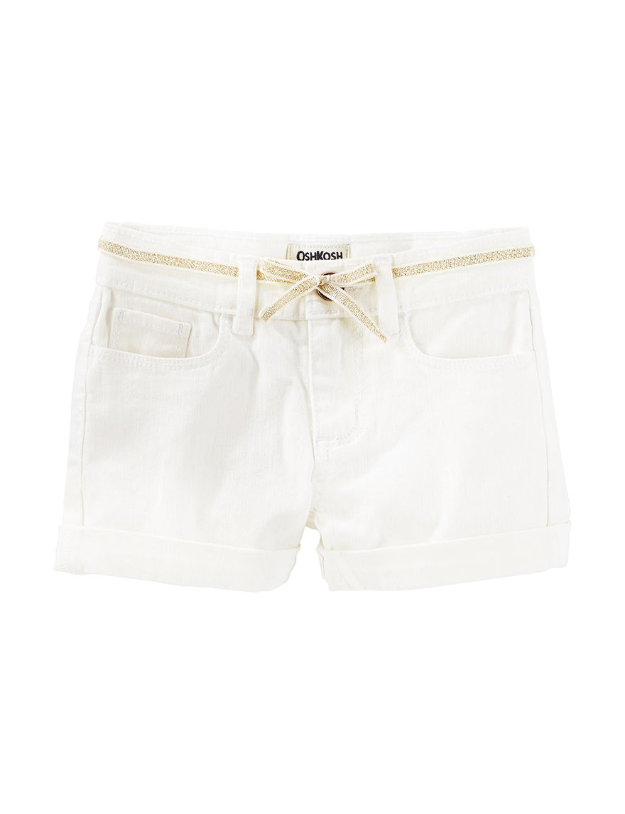 Oshkosh B'Gosh White Relaxed