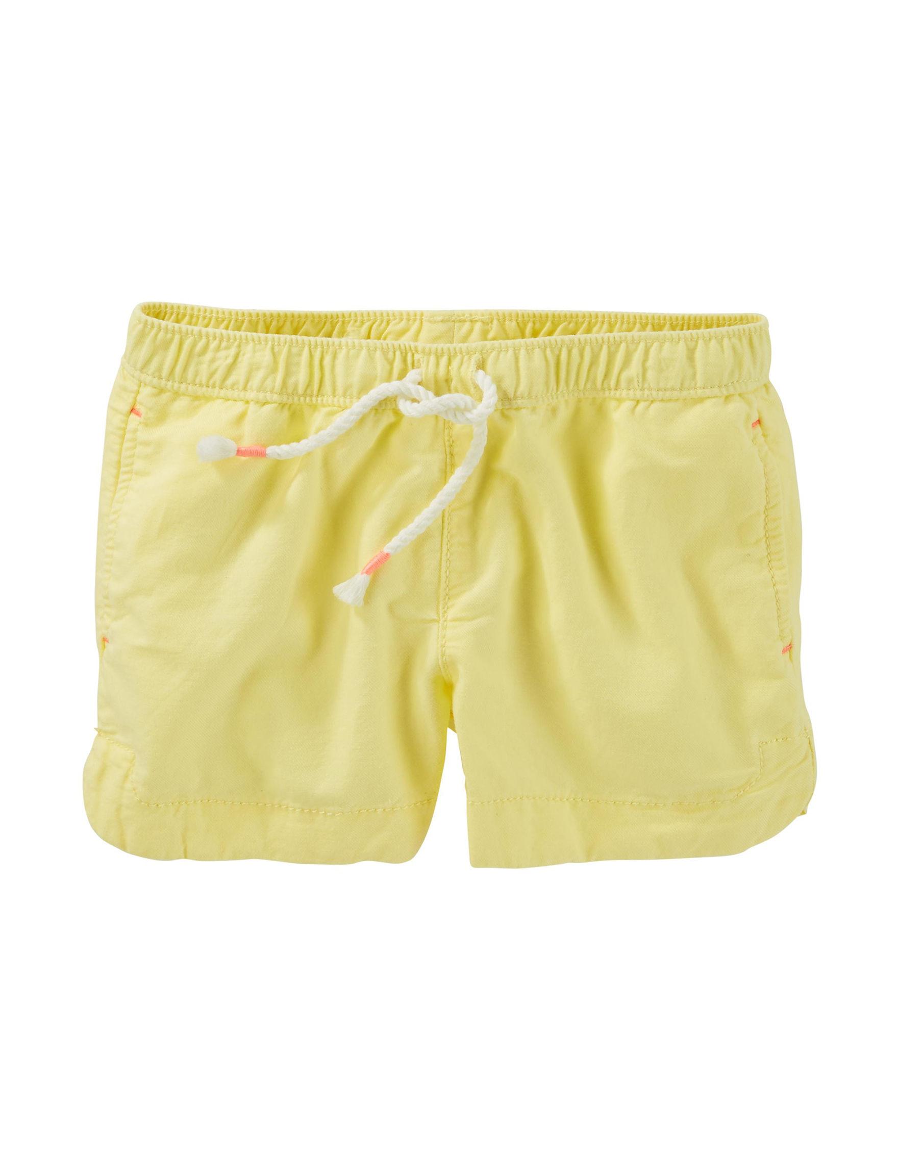 Oshkosh B'Gosh Yellow