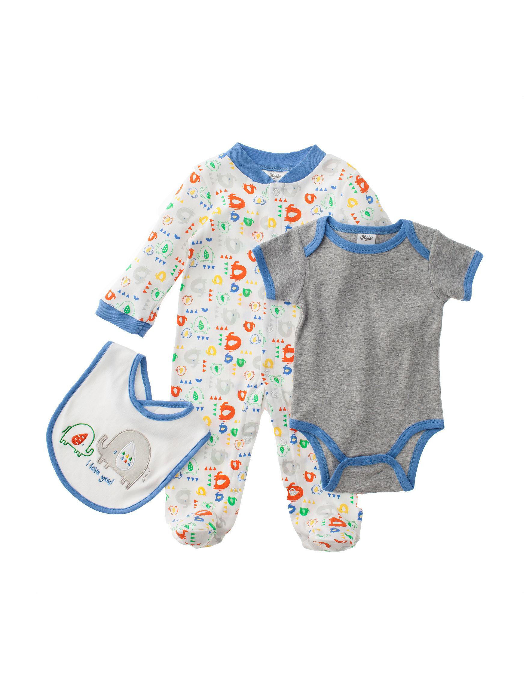 Baby Gear Gray