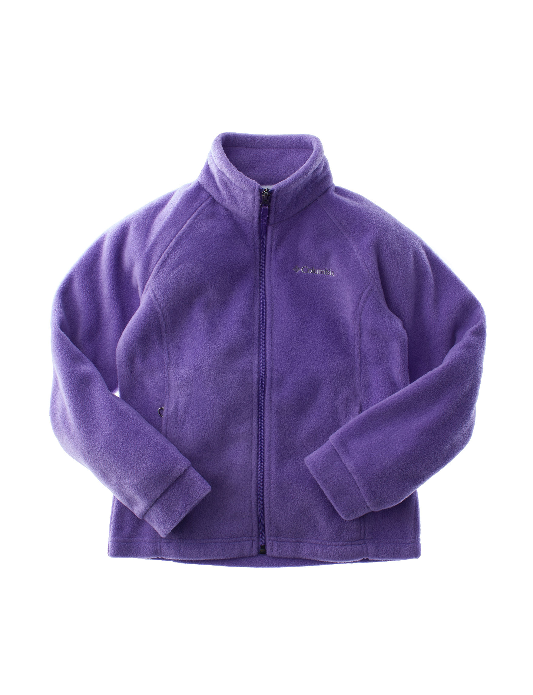 Columbia Grape Fleece & Soft Shell Jackets