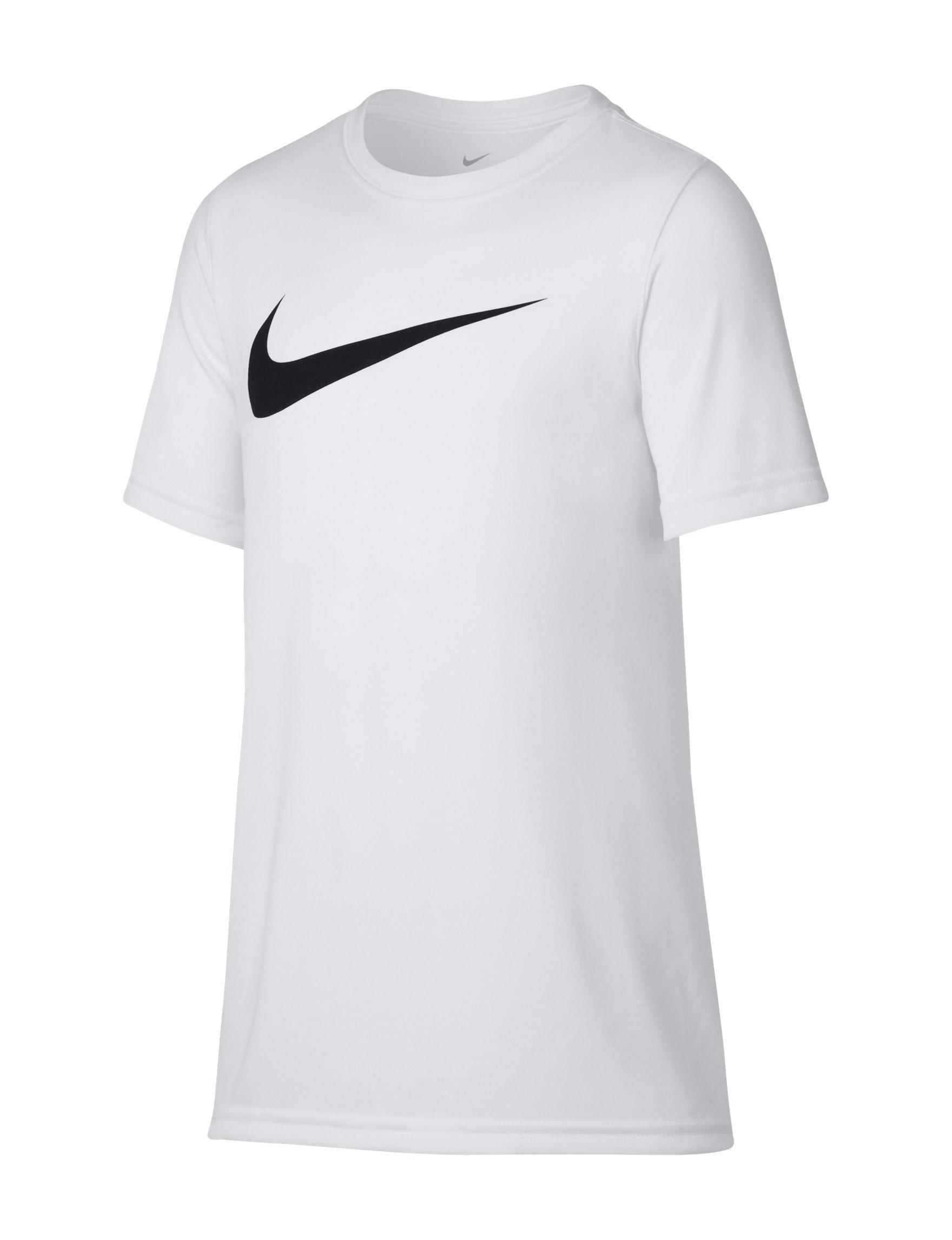 006394c05411f Nike Dri-FIT Swoosh Logo Training T-Shirt - Boys 8-20 | Stage Stores