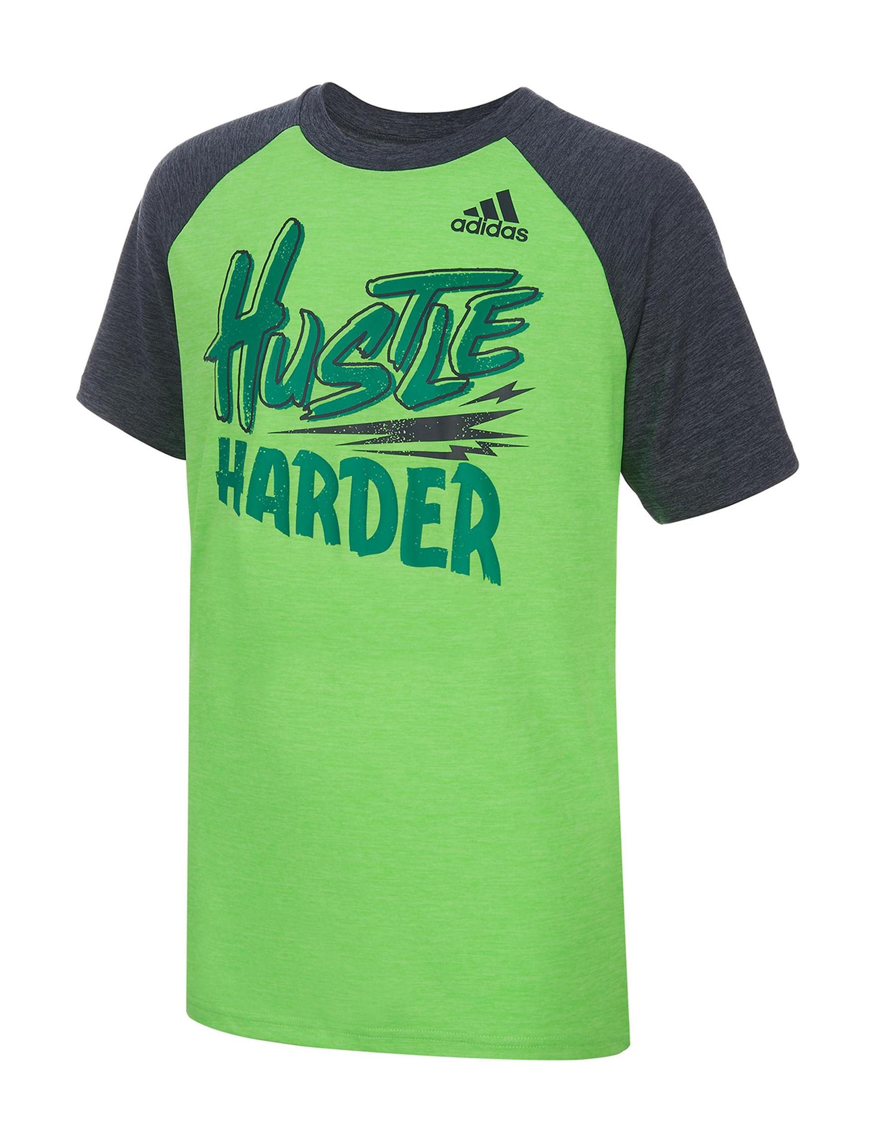 Adidas Green
