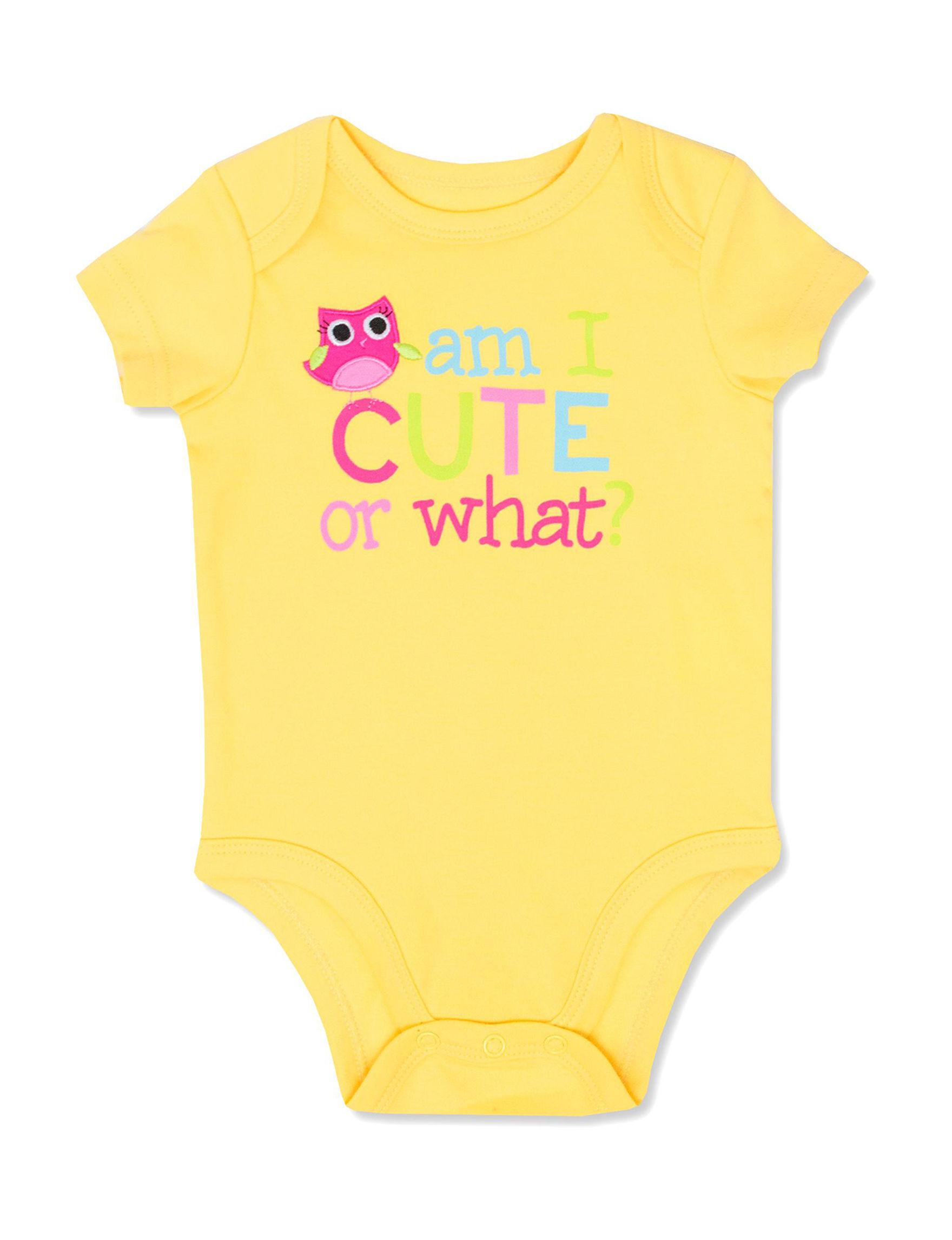 Baby Essentials Yellow