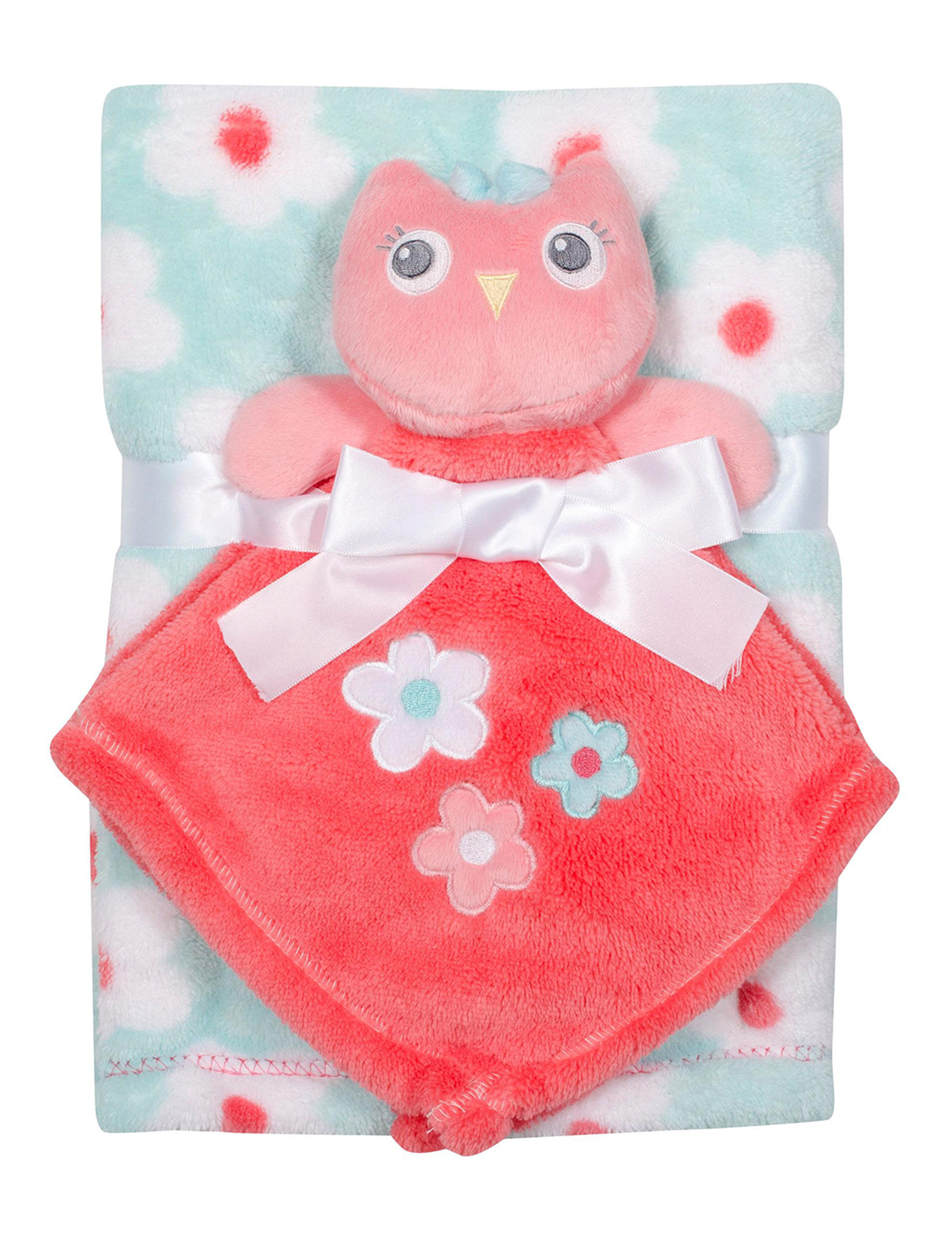 Baby Gear Coral / Turquoise