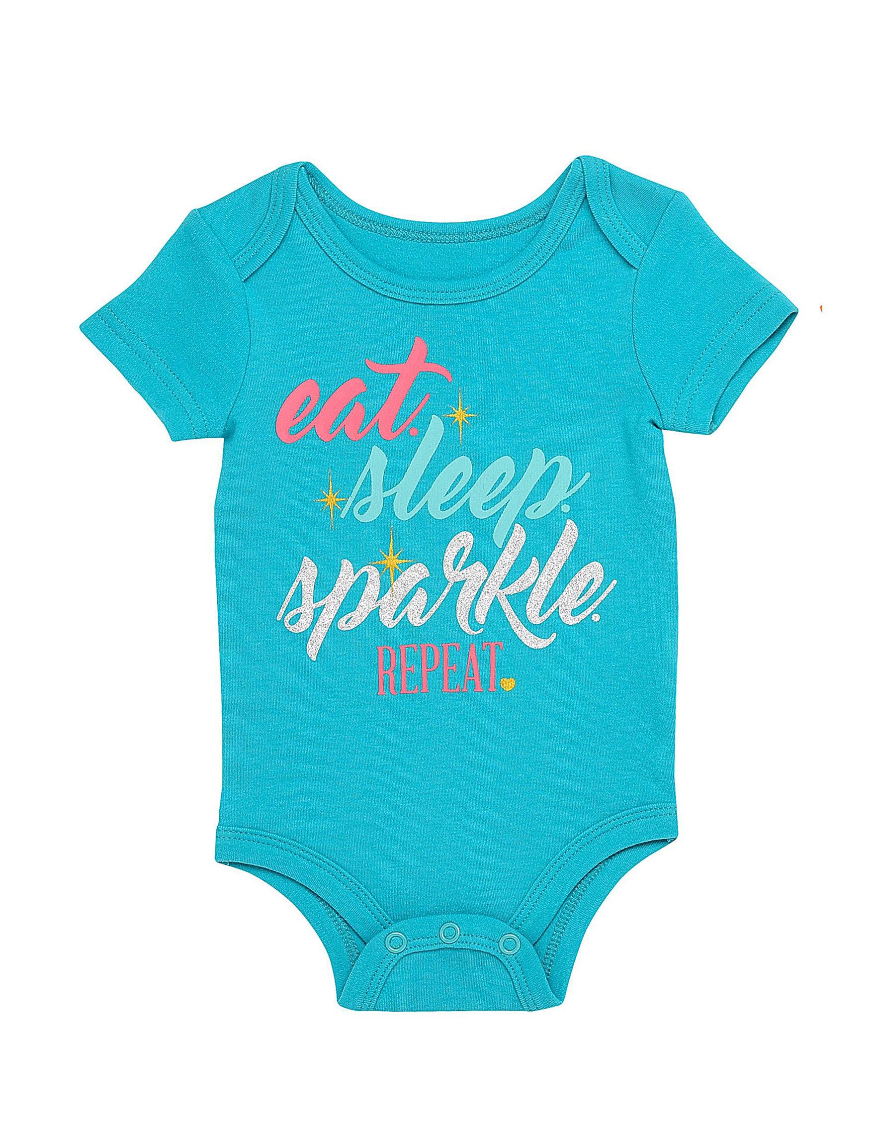 Babies With Attitude Aqua