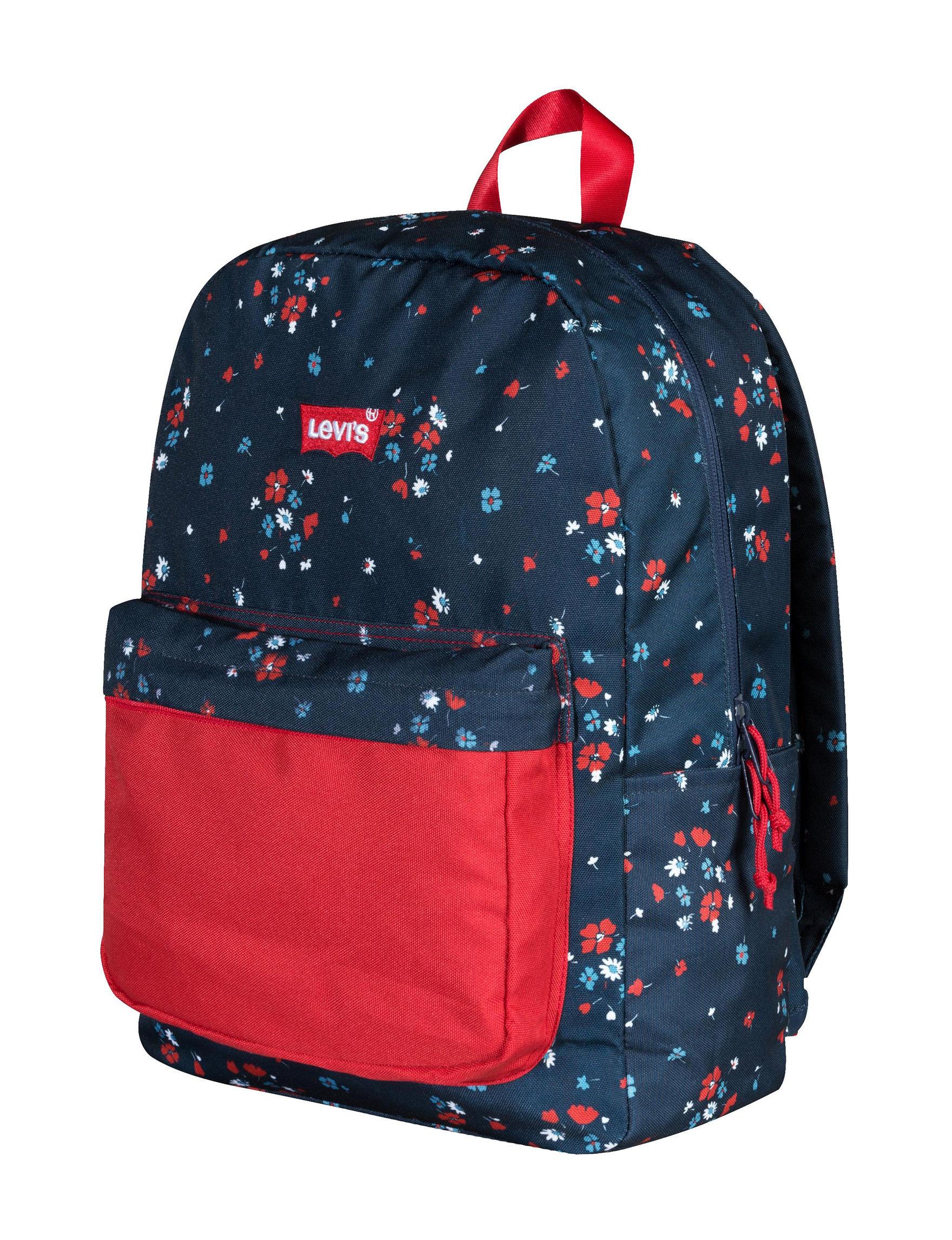 Levi's Floral Bookbags & Backpacks
