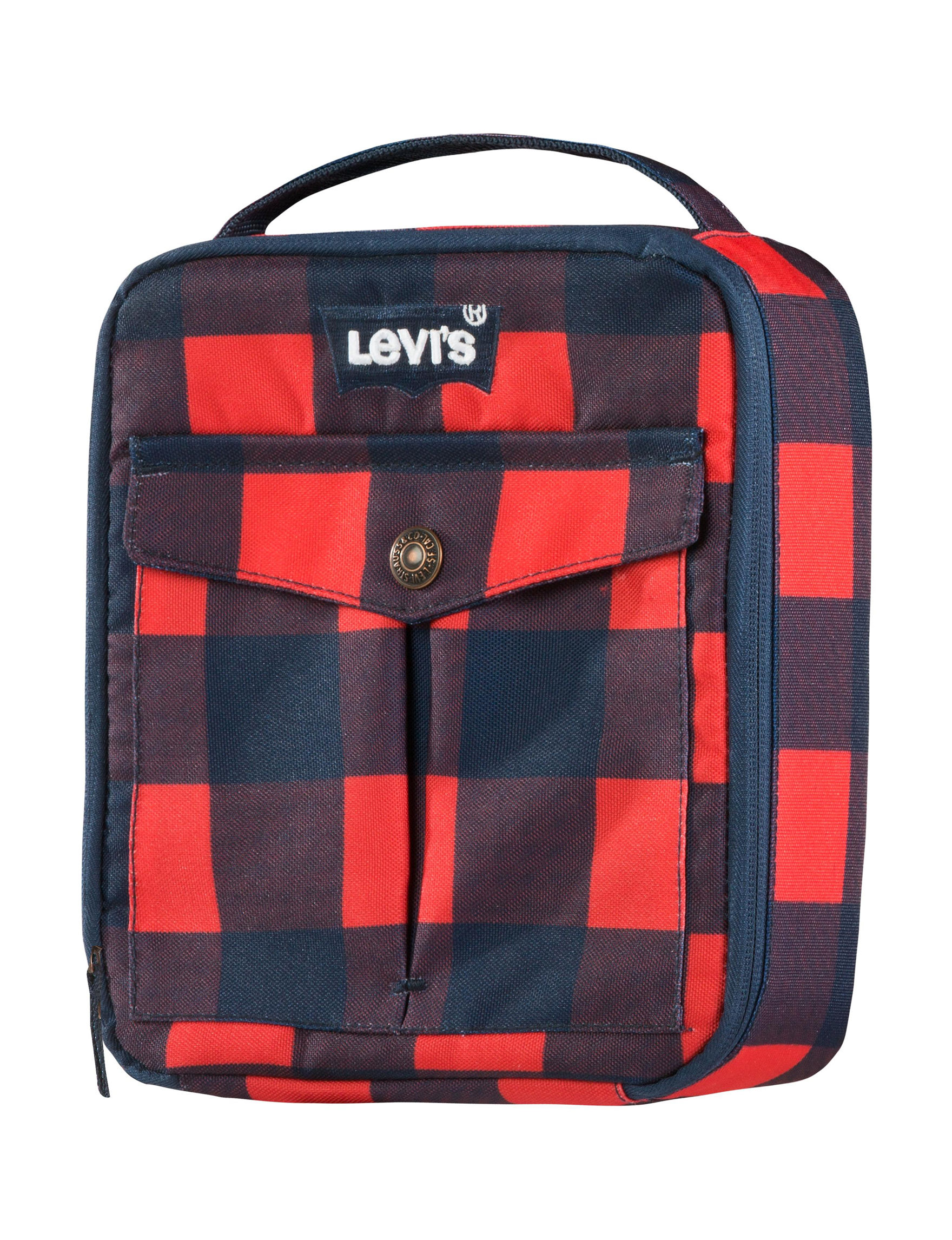 Levi's Blue Bookbags & Backpacks