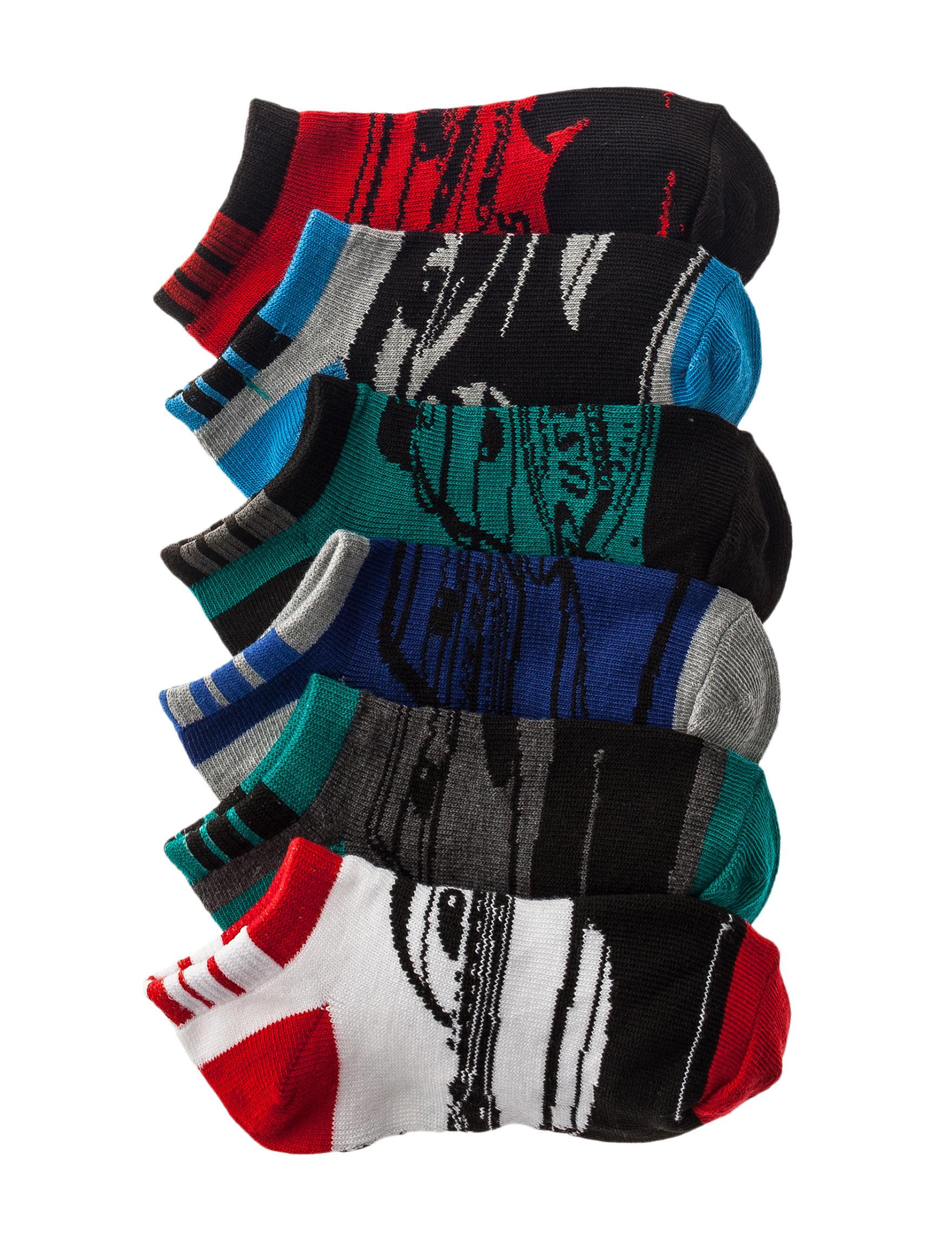 Licensed White Socks