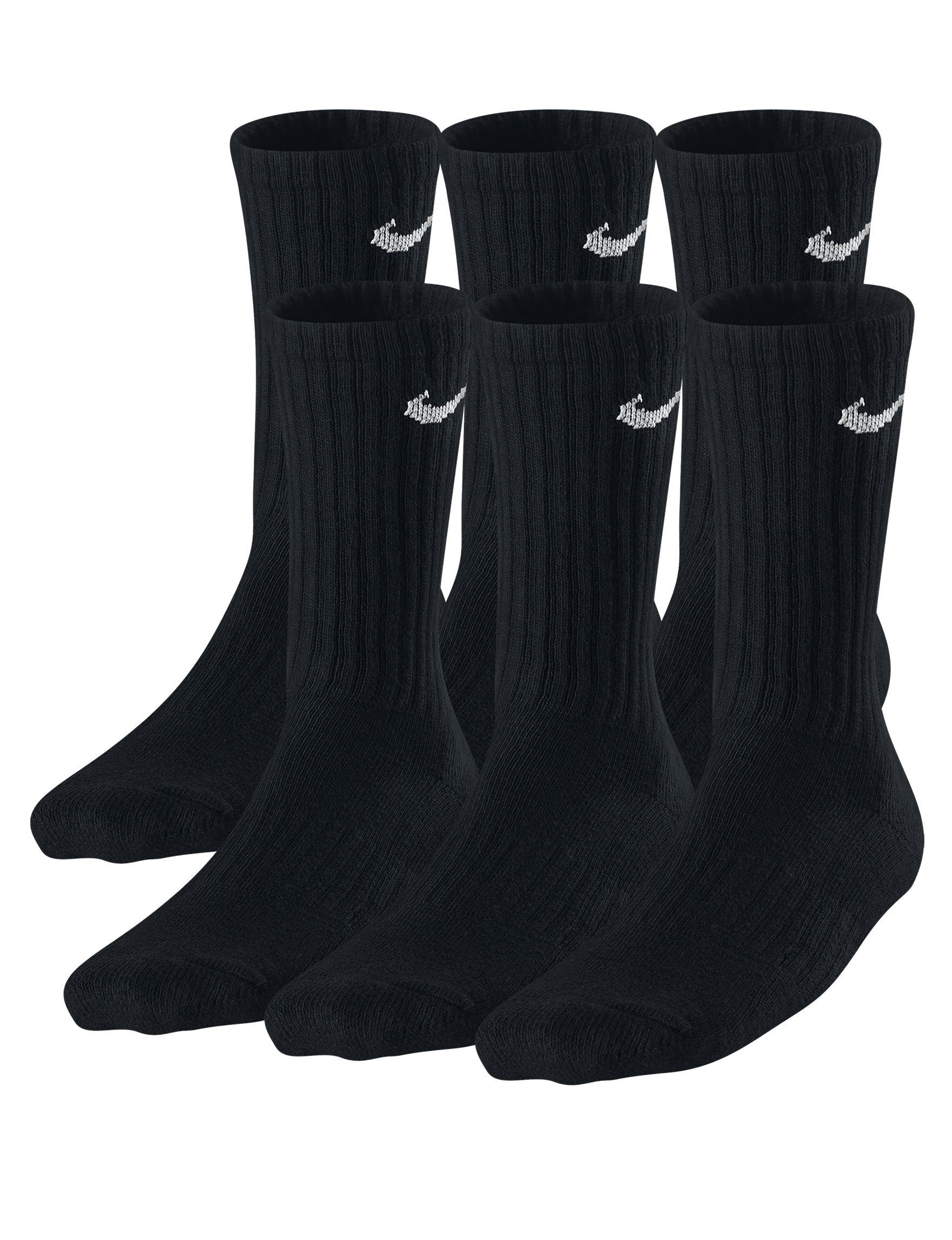 Nike Black Socks