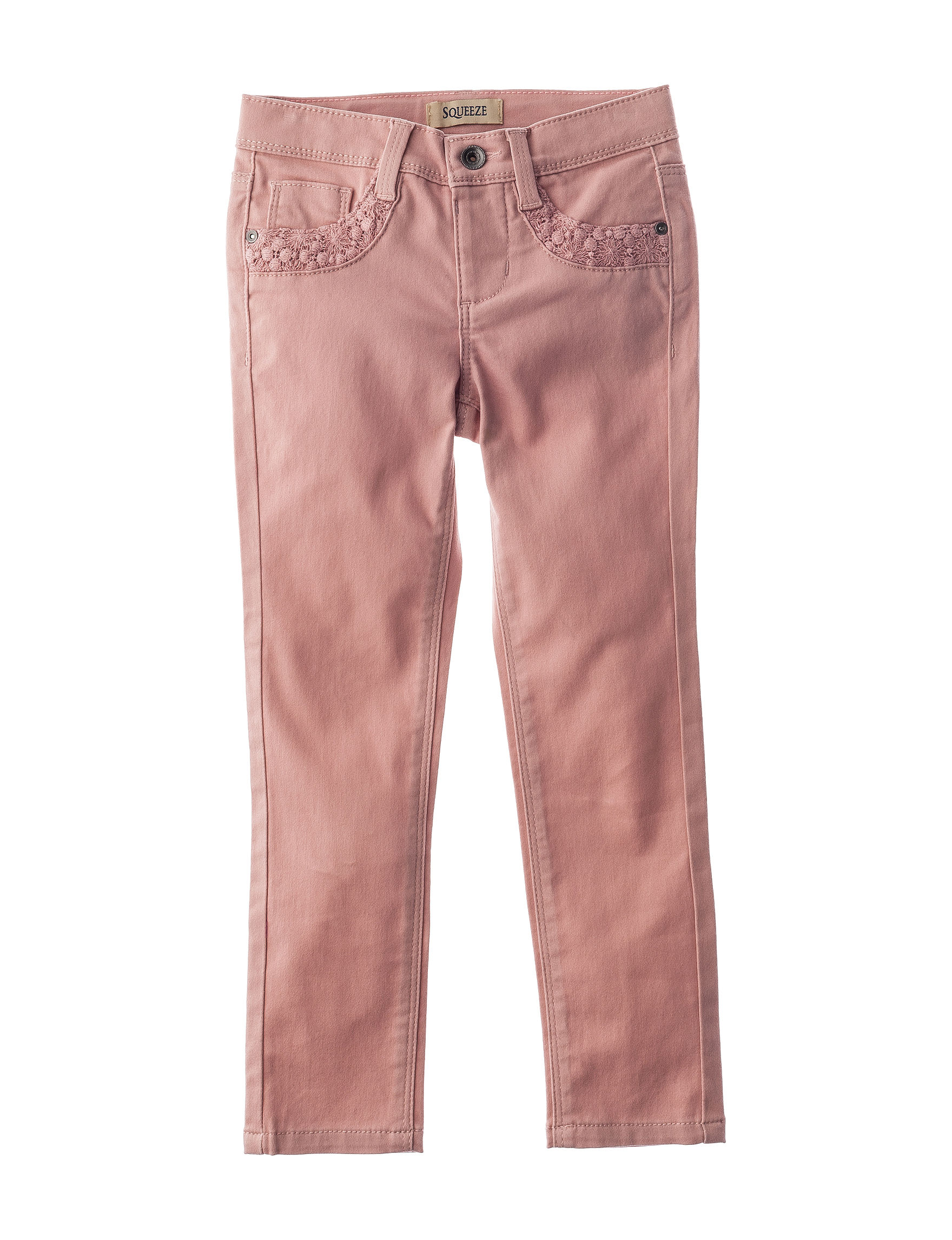 Squeeze Rose Skinny