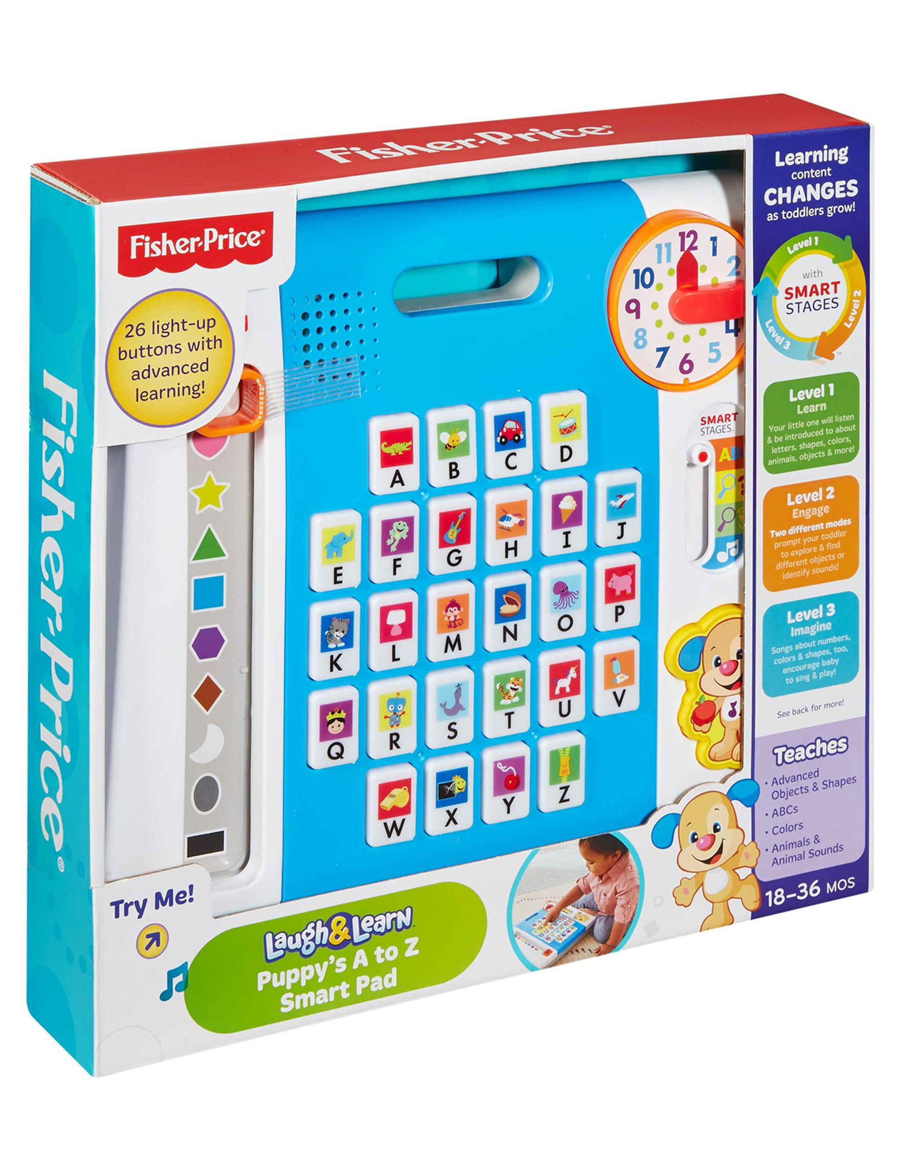 Fisher-Price Assorted Games
