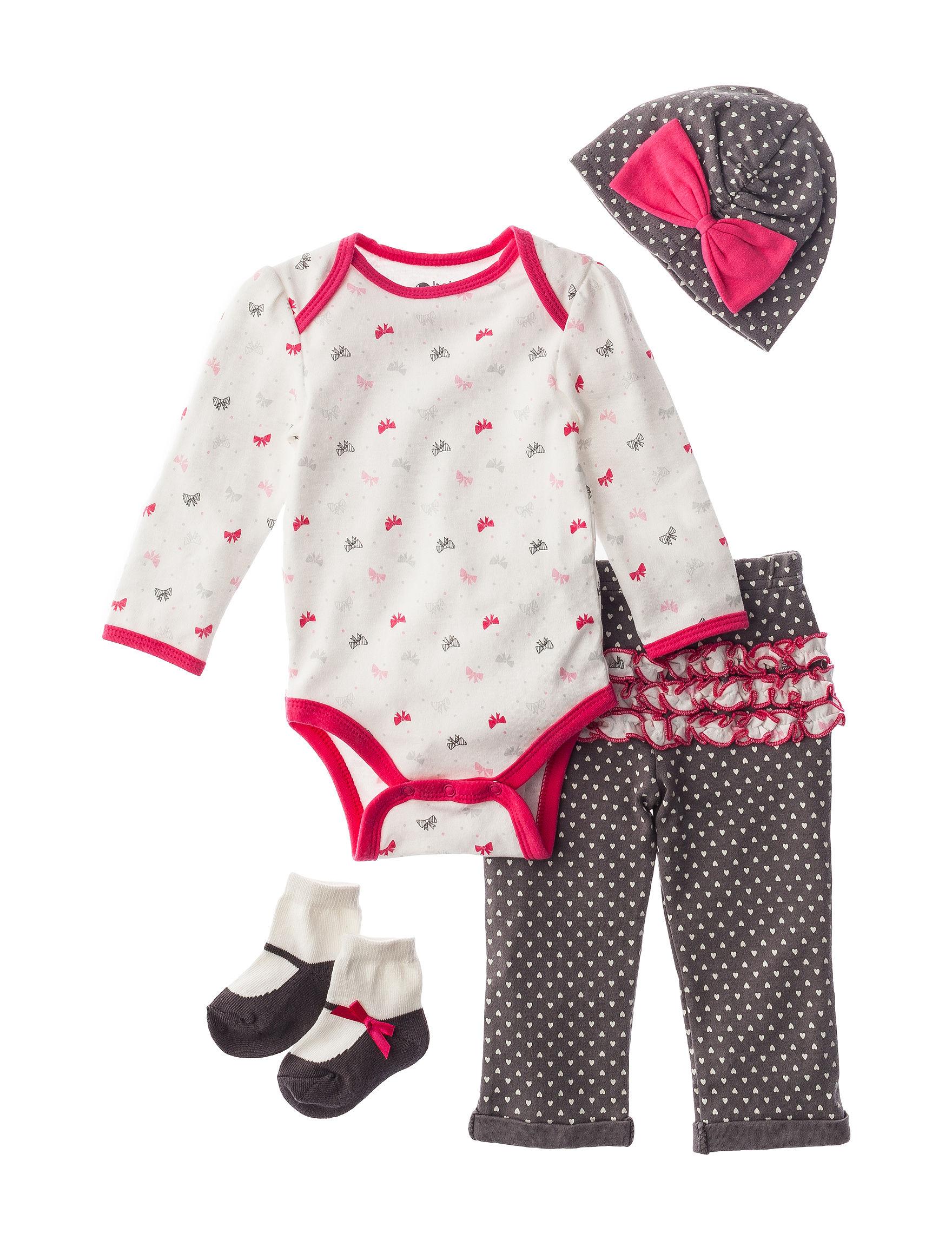 Baby Gear Fuschia