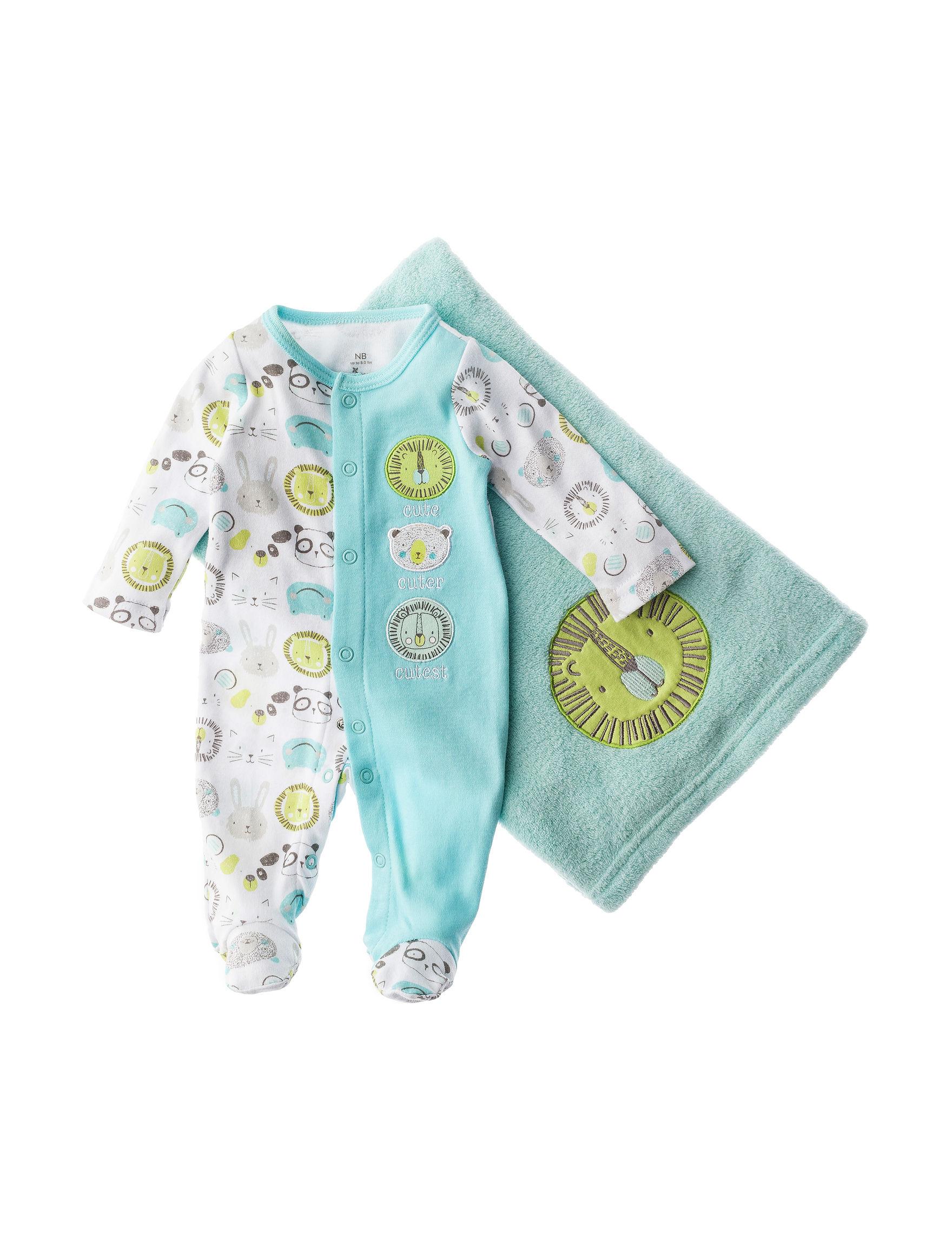 Baby Starters Aqua