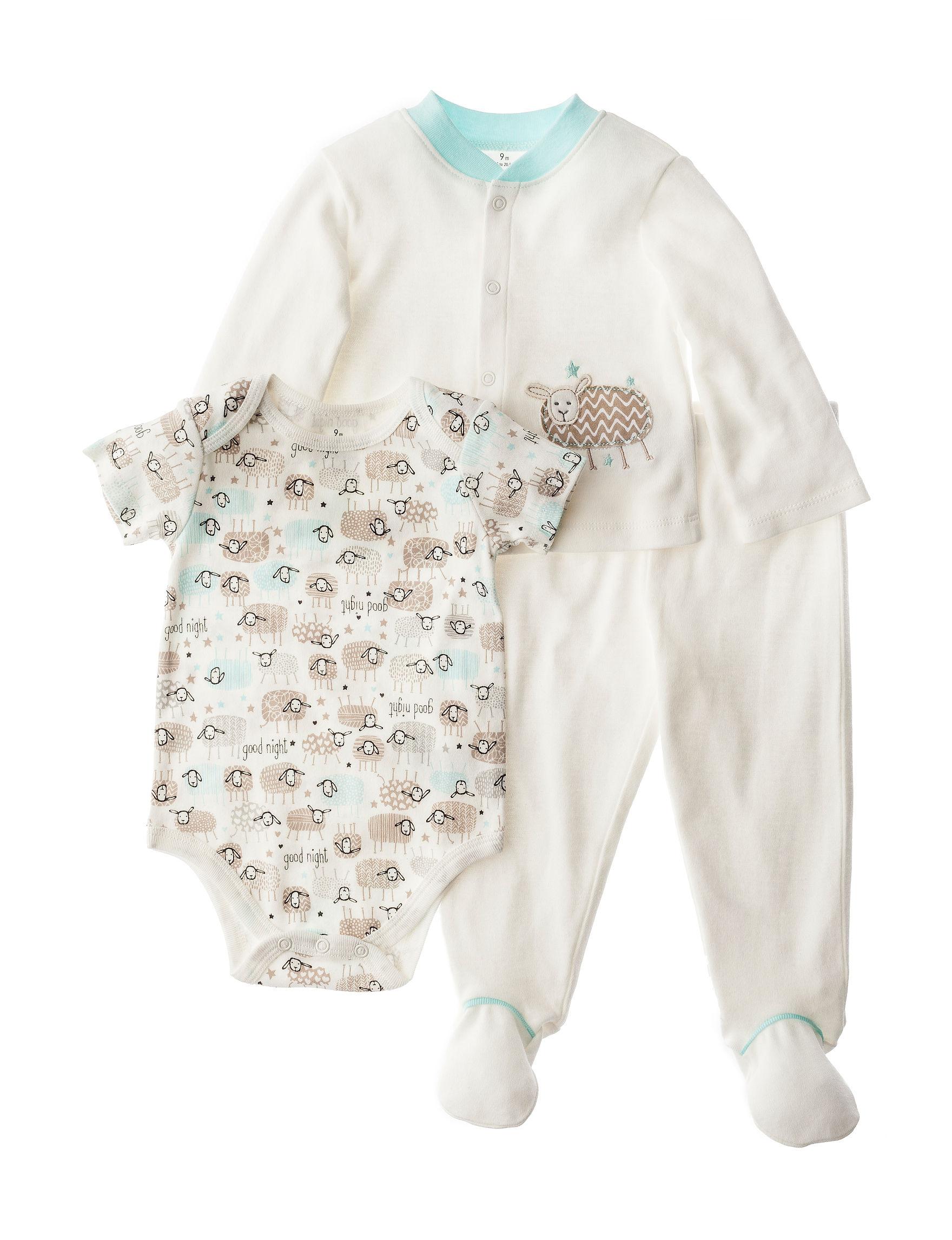 Baby Starters White