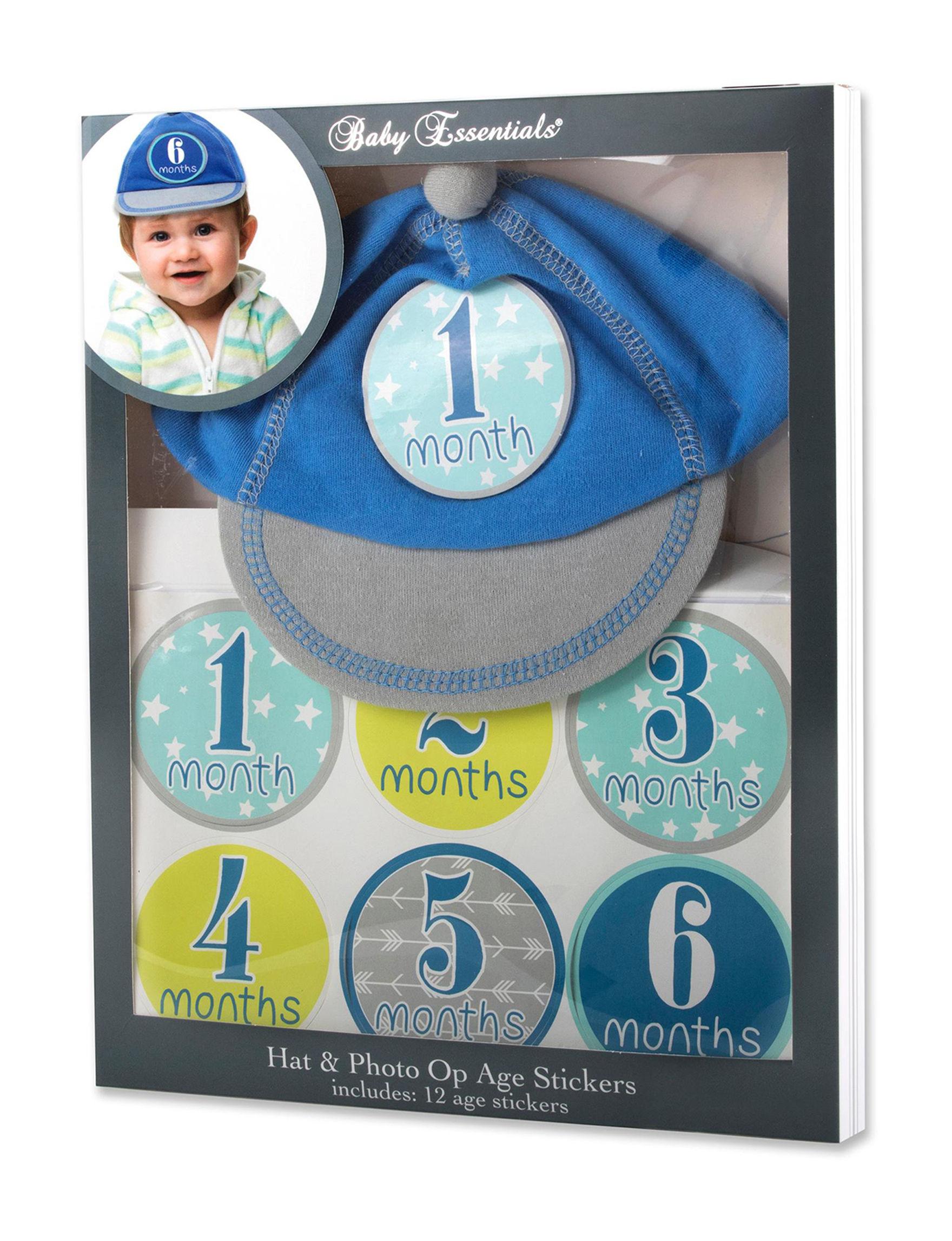 Baby Essentials Blue