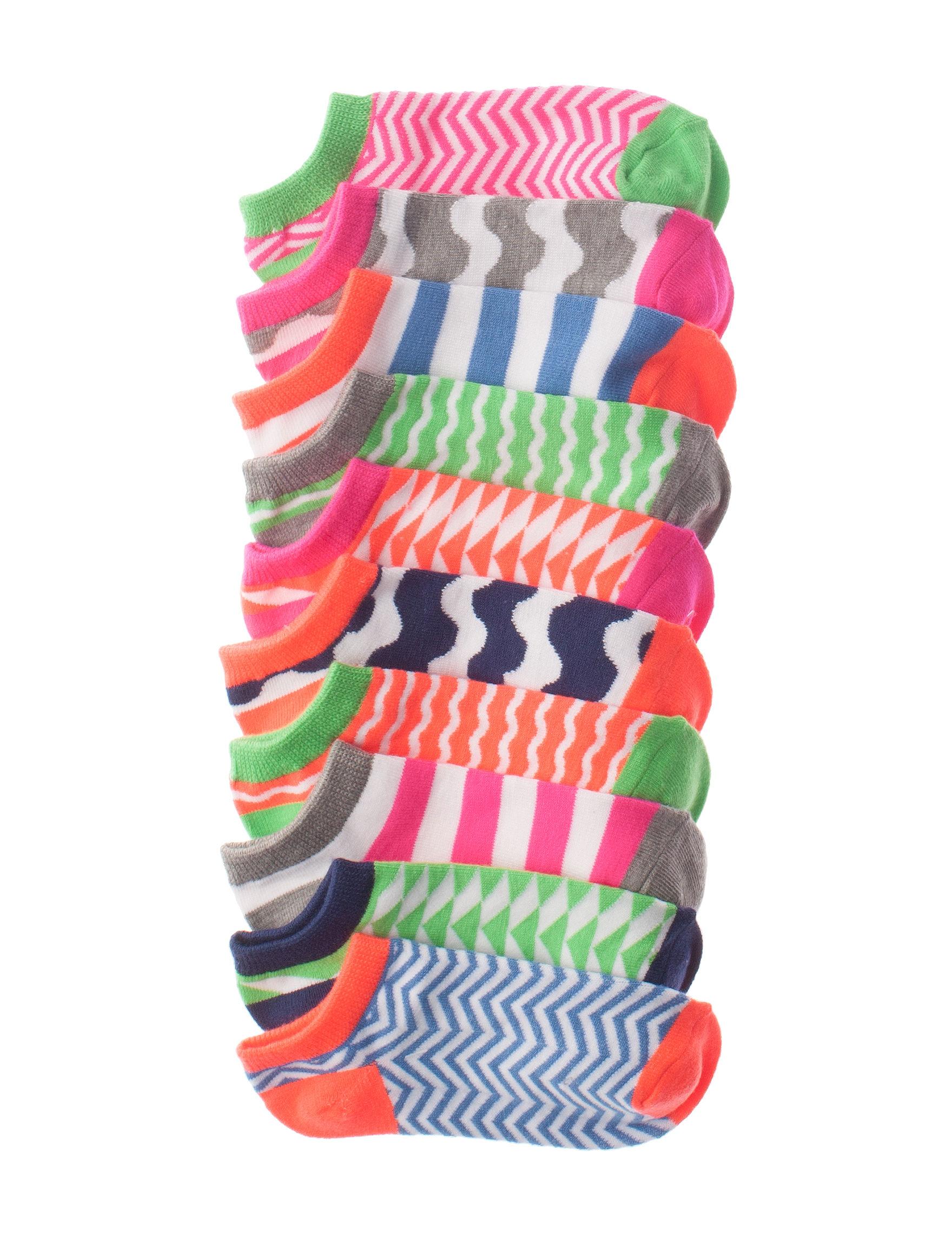 La De Da Multi Socks
