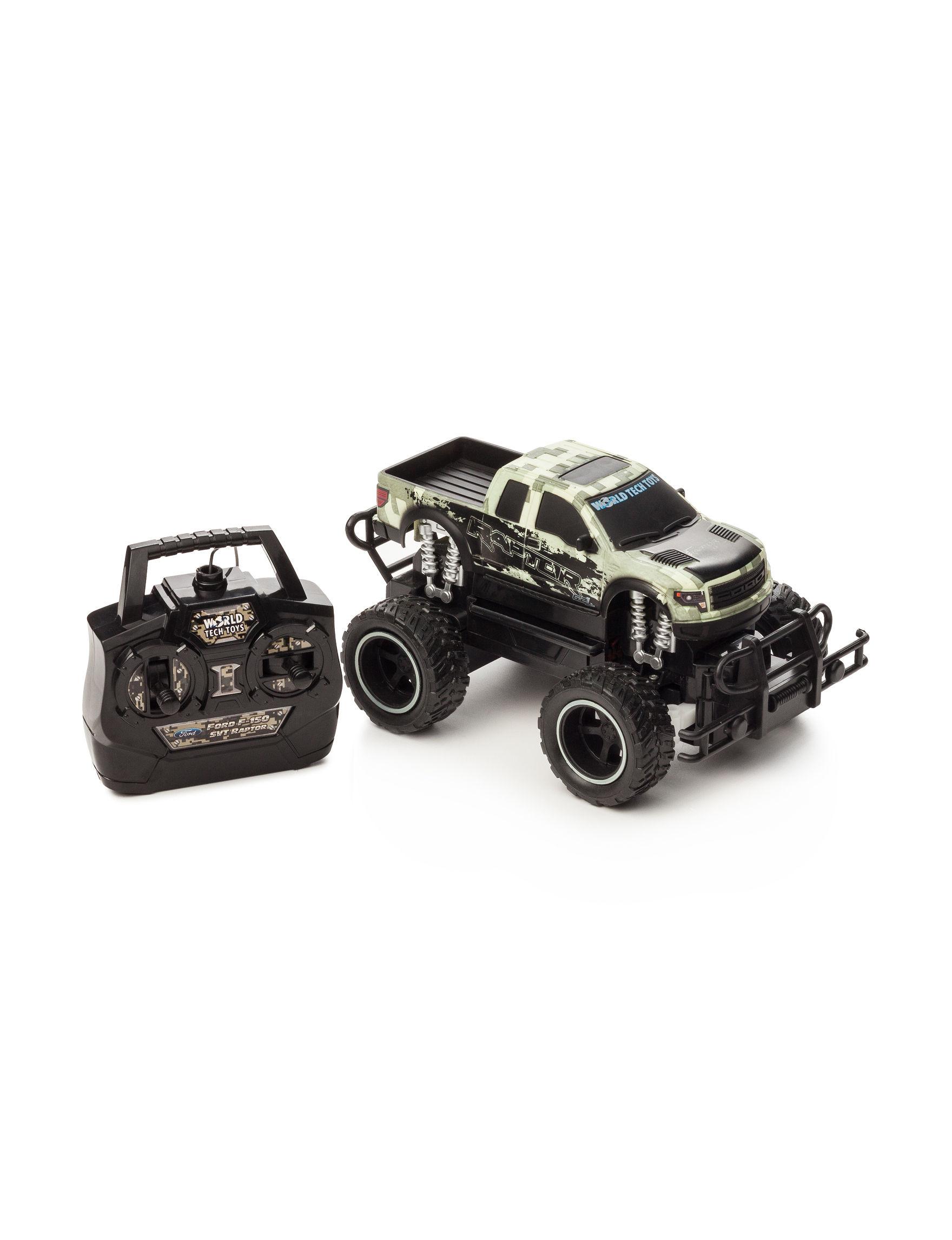 World Tech Toys Camo