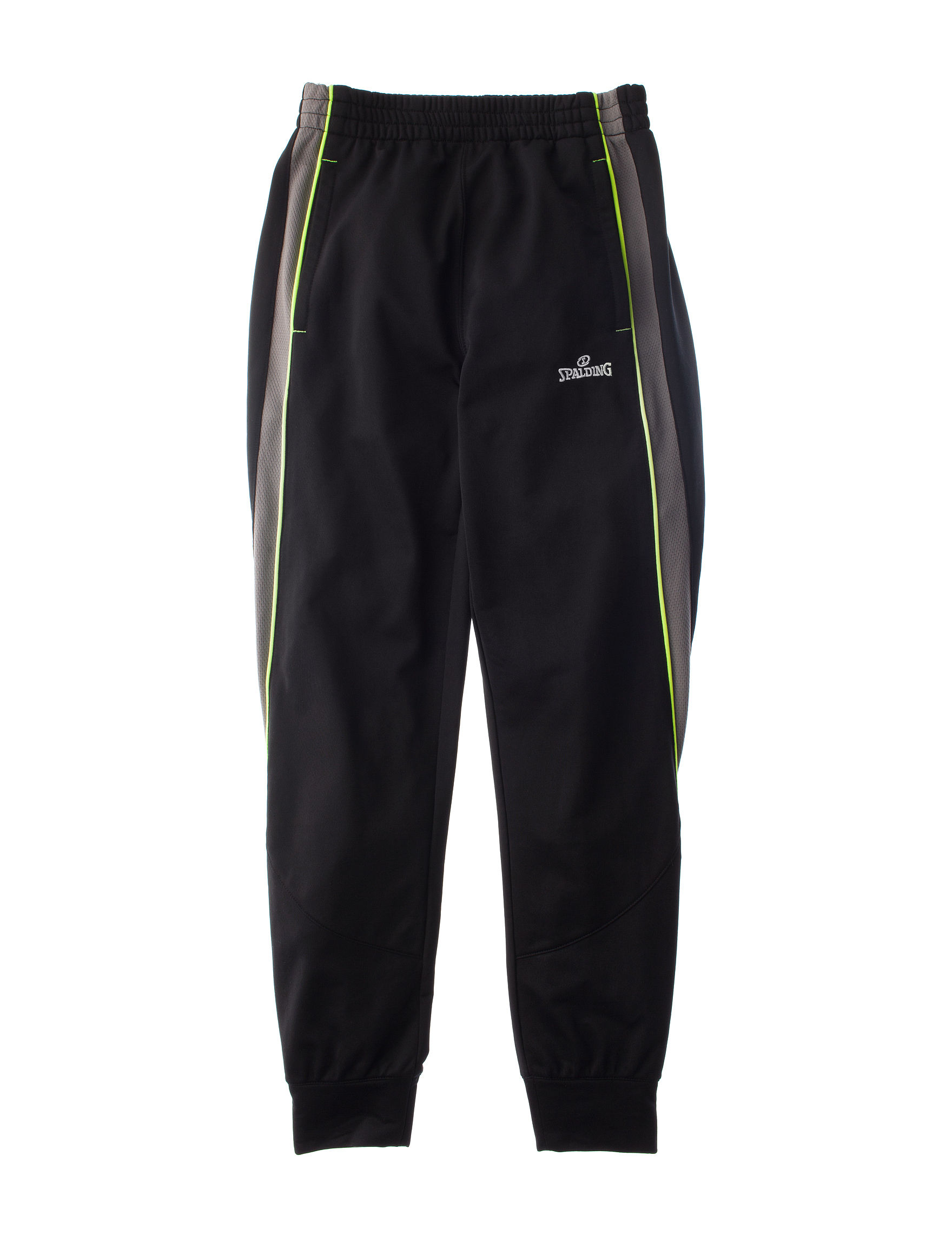 Spalding Black Soft Pants