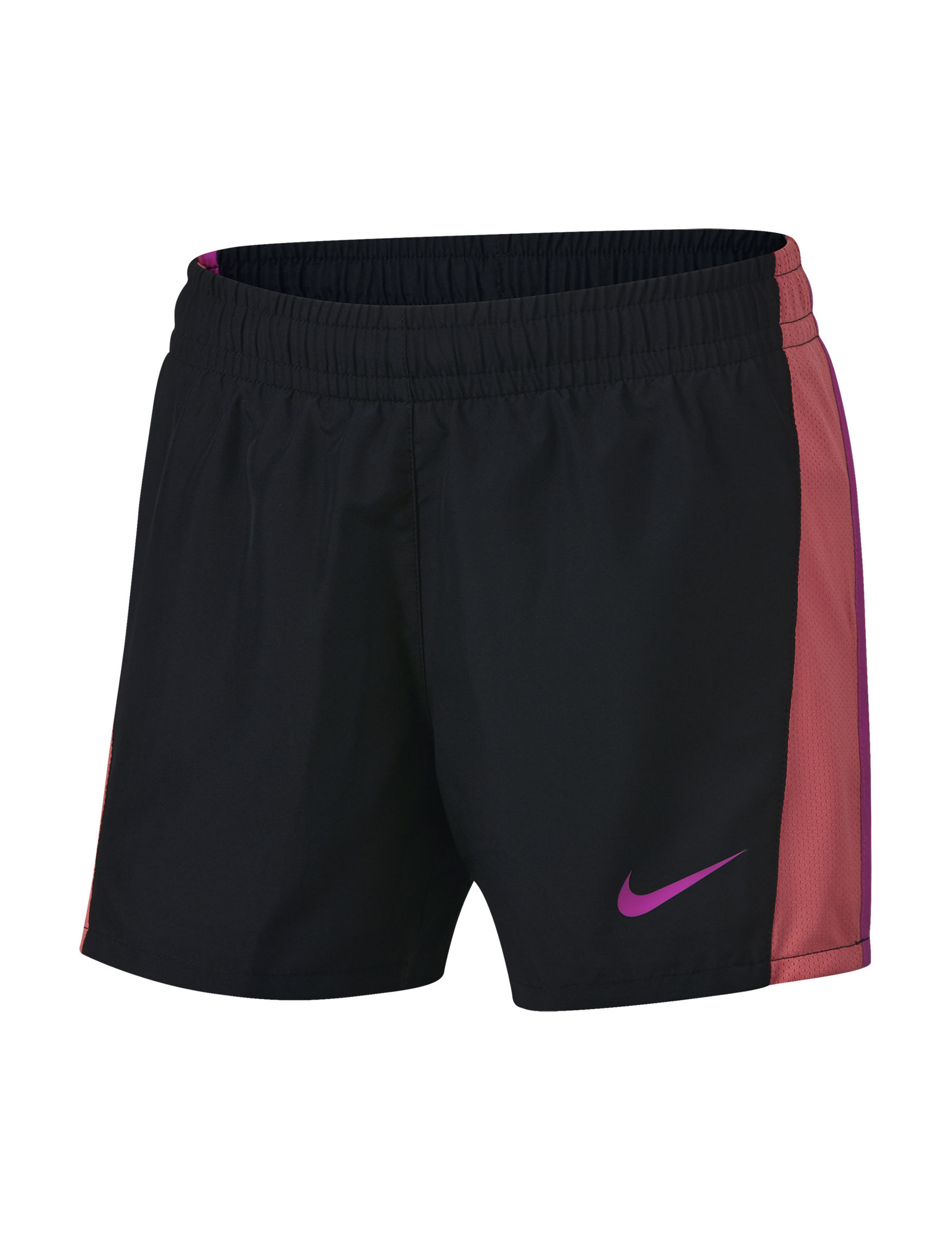 quality design 16c1b 5b4f4 Nike Dry Running Shorts - Girls 7-16