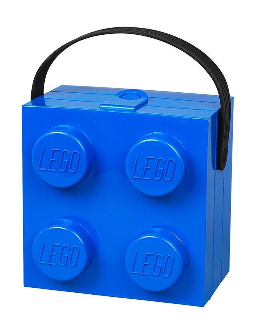 Lego Blue Kitchen Storage & Organization