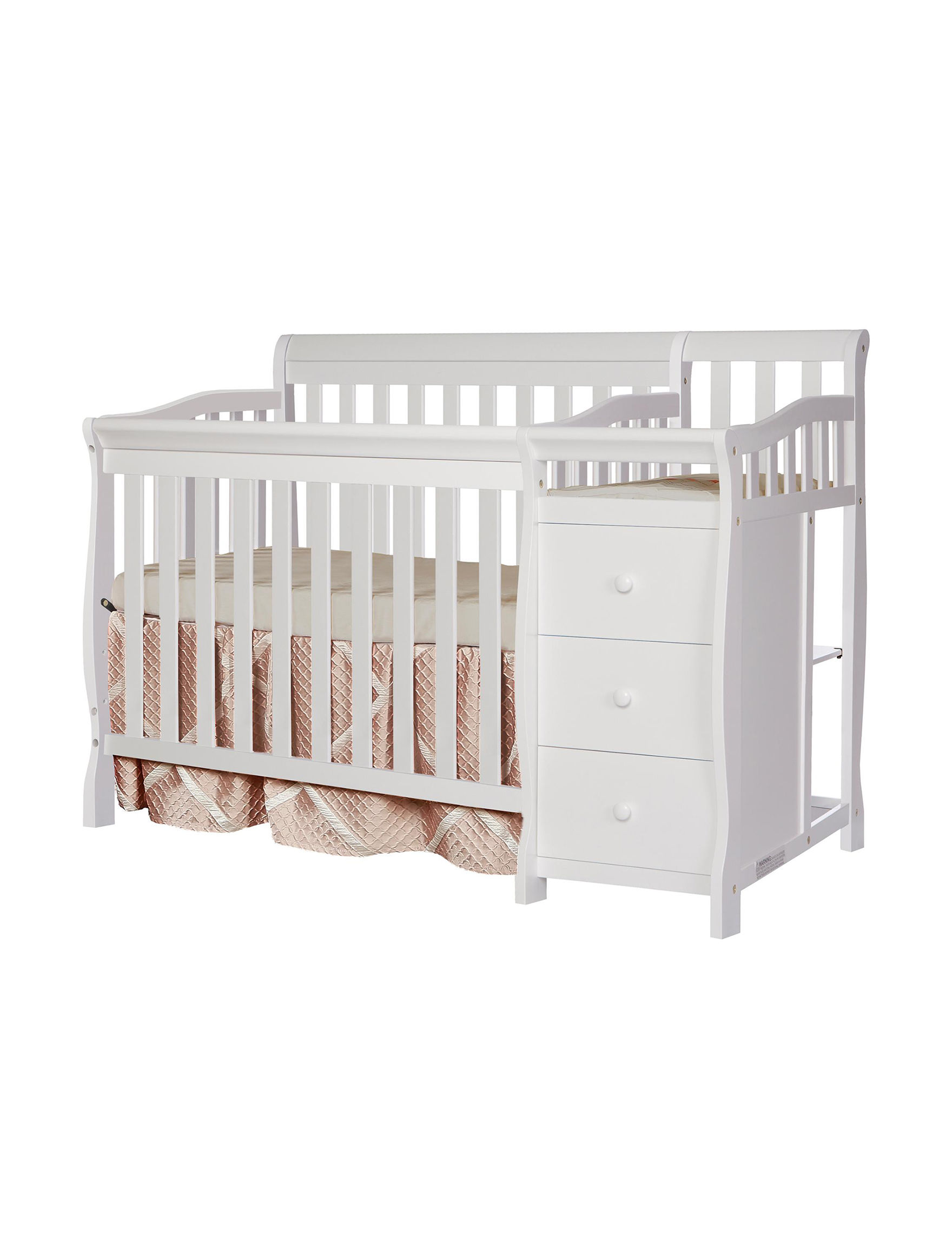 Dream On Me White Changing Tables Cribs Bedroom Furniture