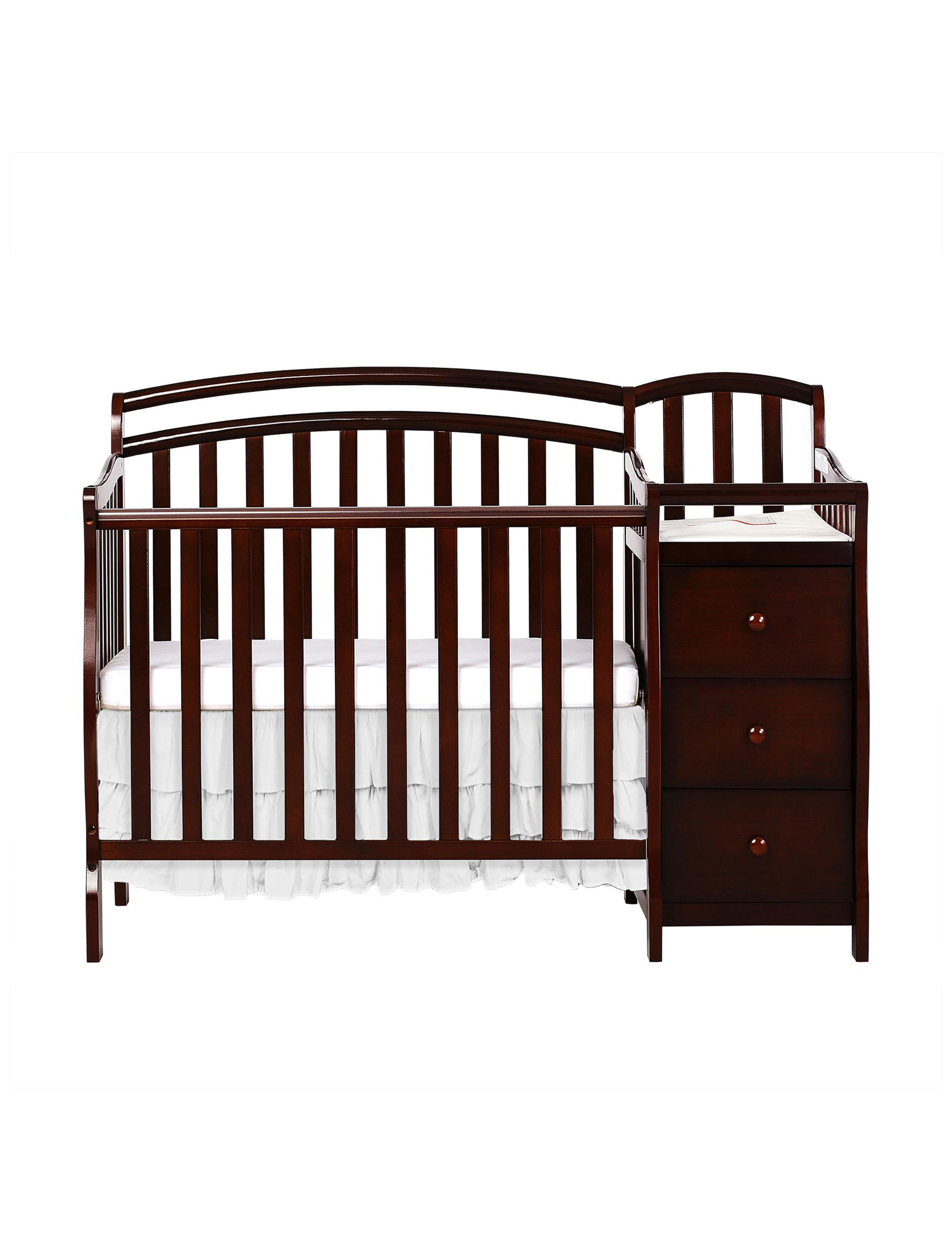 Dream On Me Espresso Beds & Headboards Changing Tables Cribs Dressers & Chests Bedroom Furniture Storage & Organization