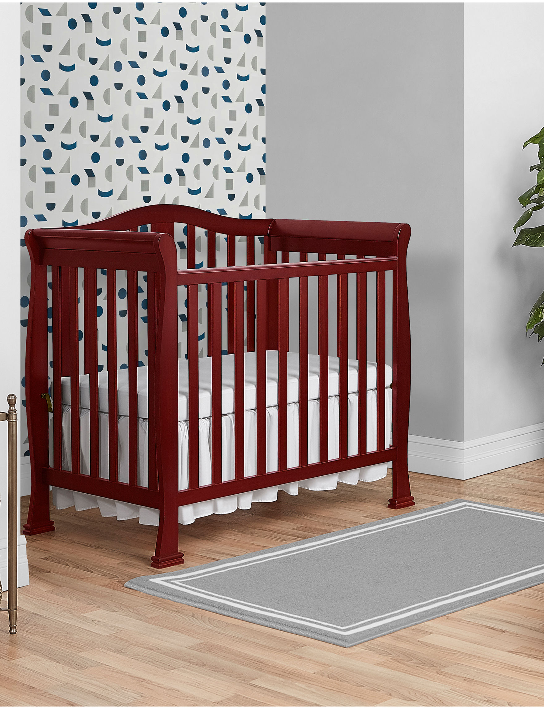 Dream On Me Cherry Cribs Bedroom Furniture