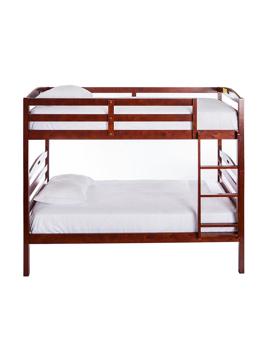 Dream On Me Mahogany Beds & Headboards Bedroom Furniture