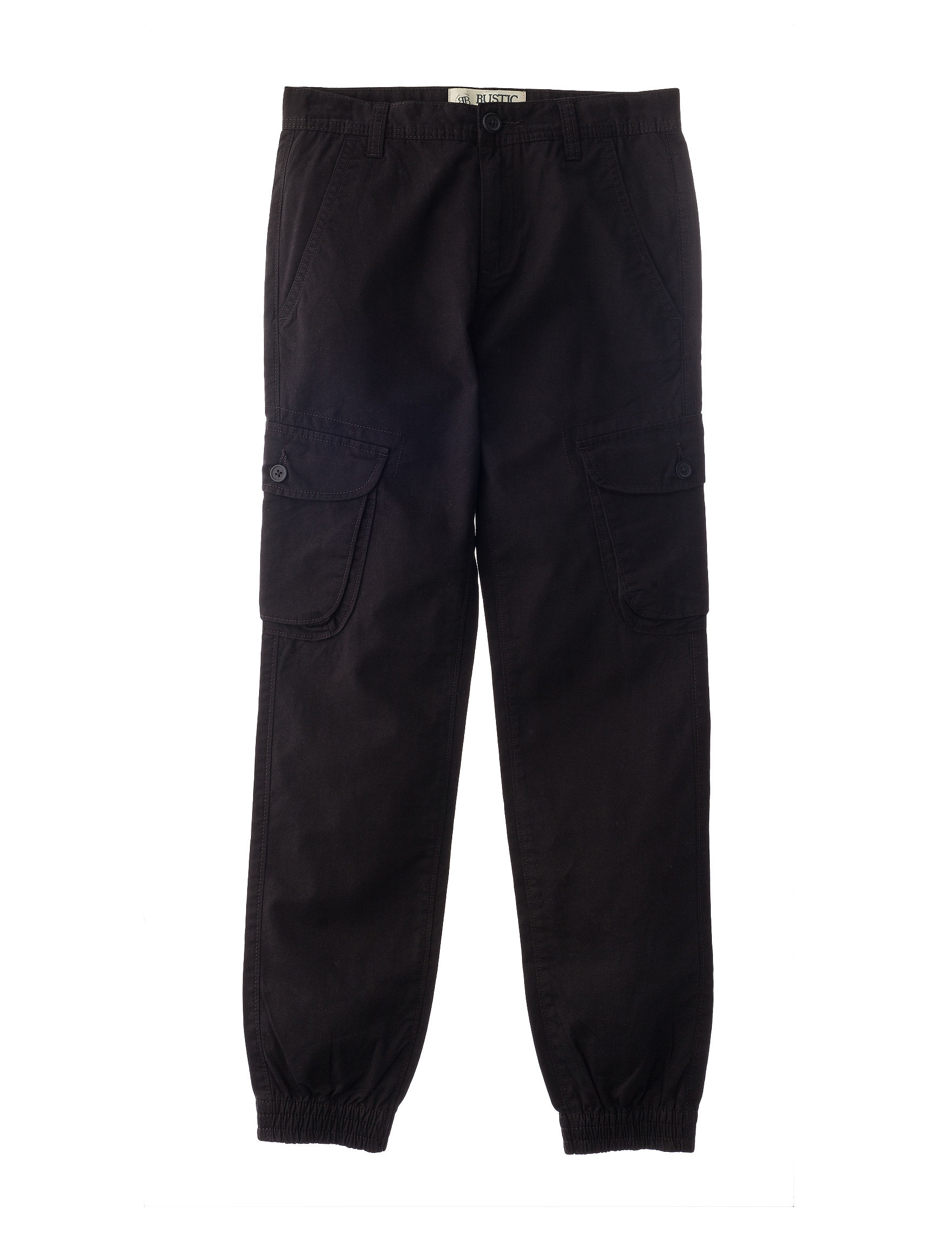 Rustic Blue Black Soft Pants
