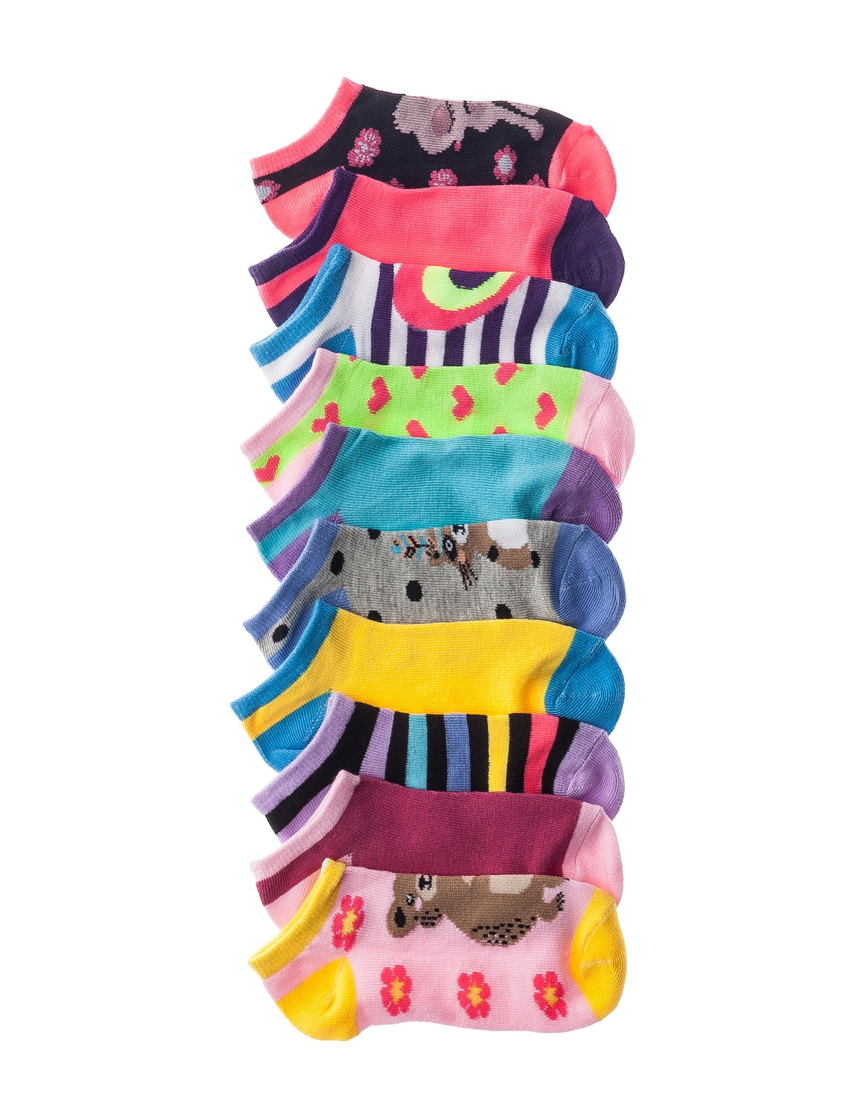 Sweet Cakes Multi Socks