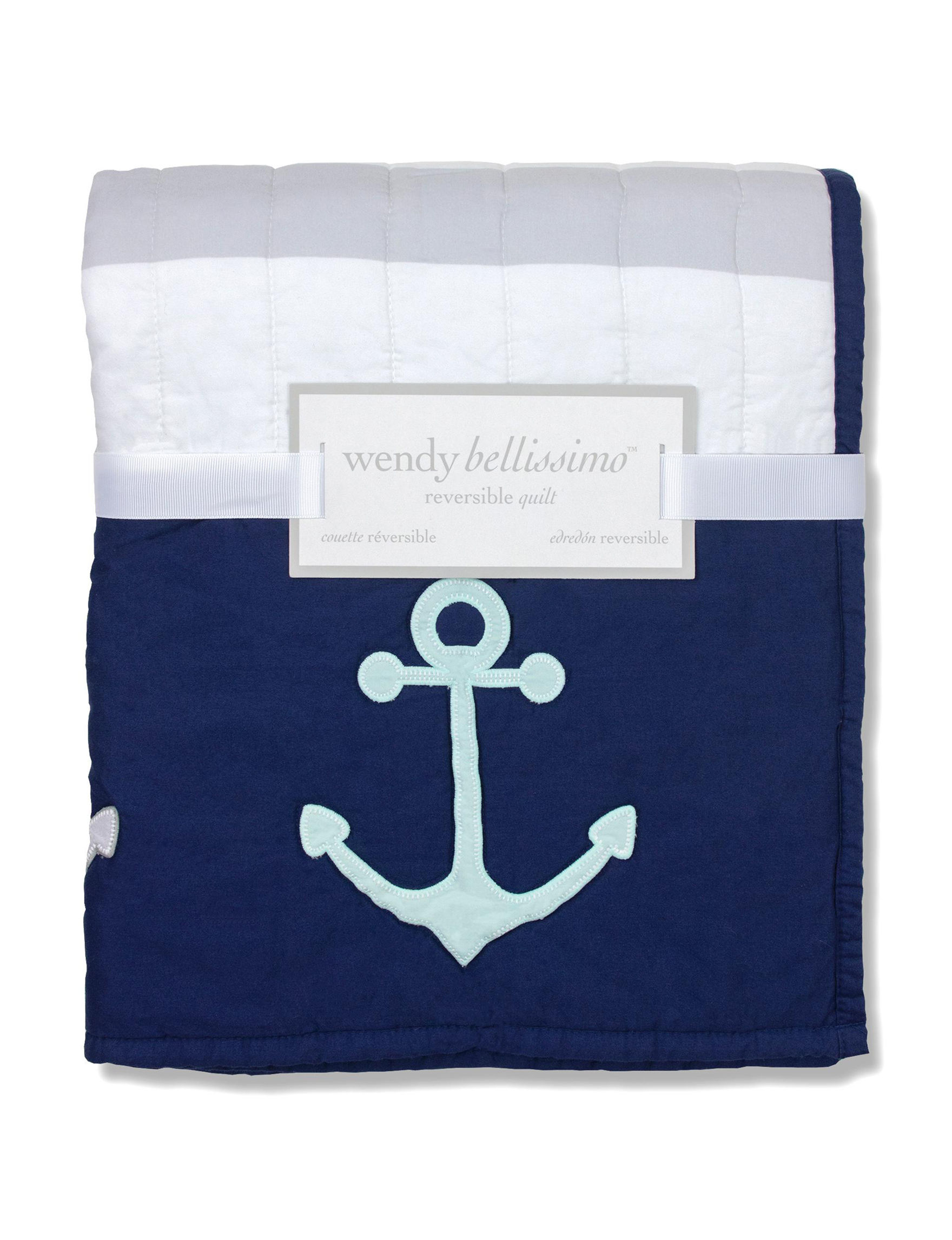 Wendy Bellissimo Navy